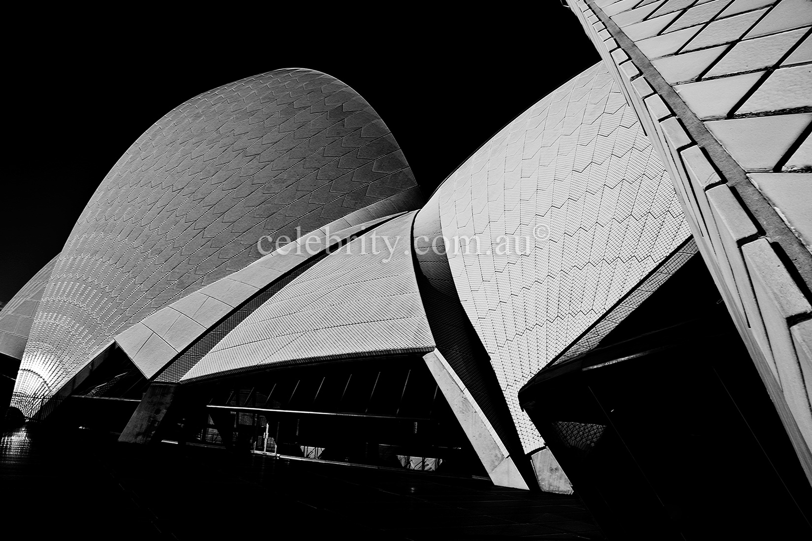 Different Angles Sydney Opera House