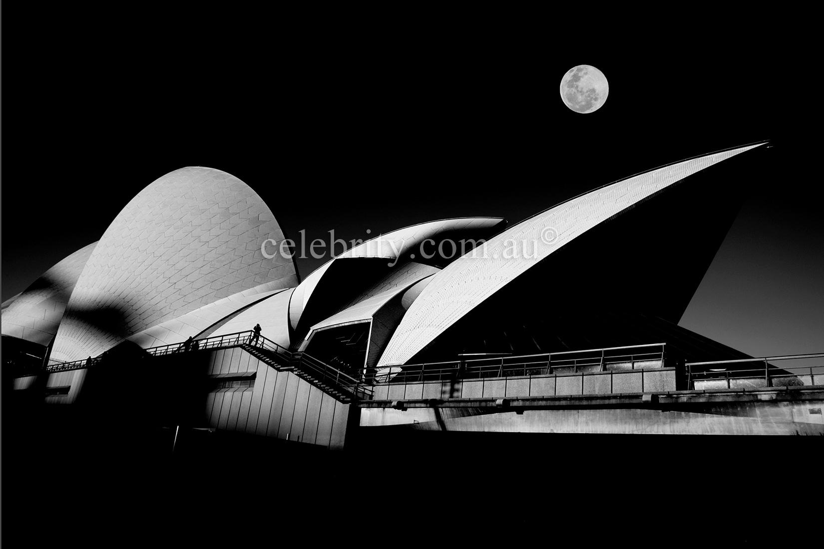 Light & Curve Sydney Opera House
