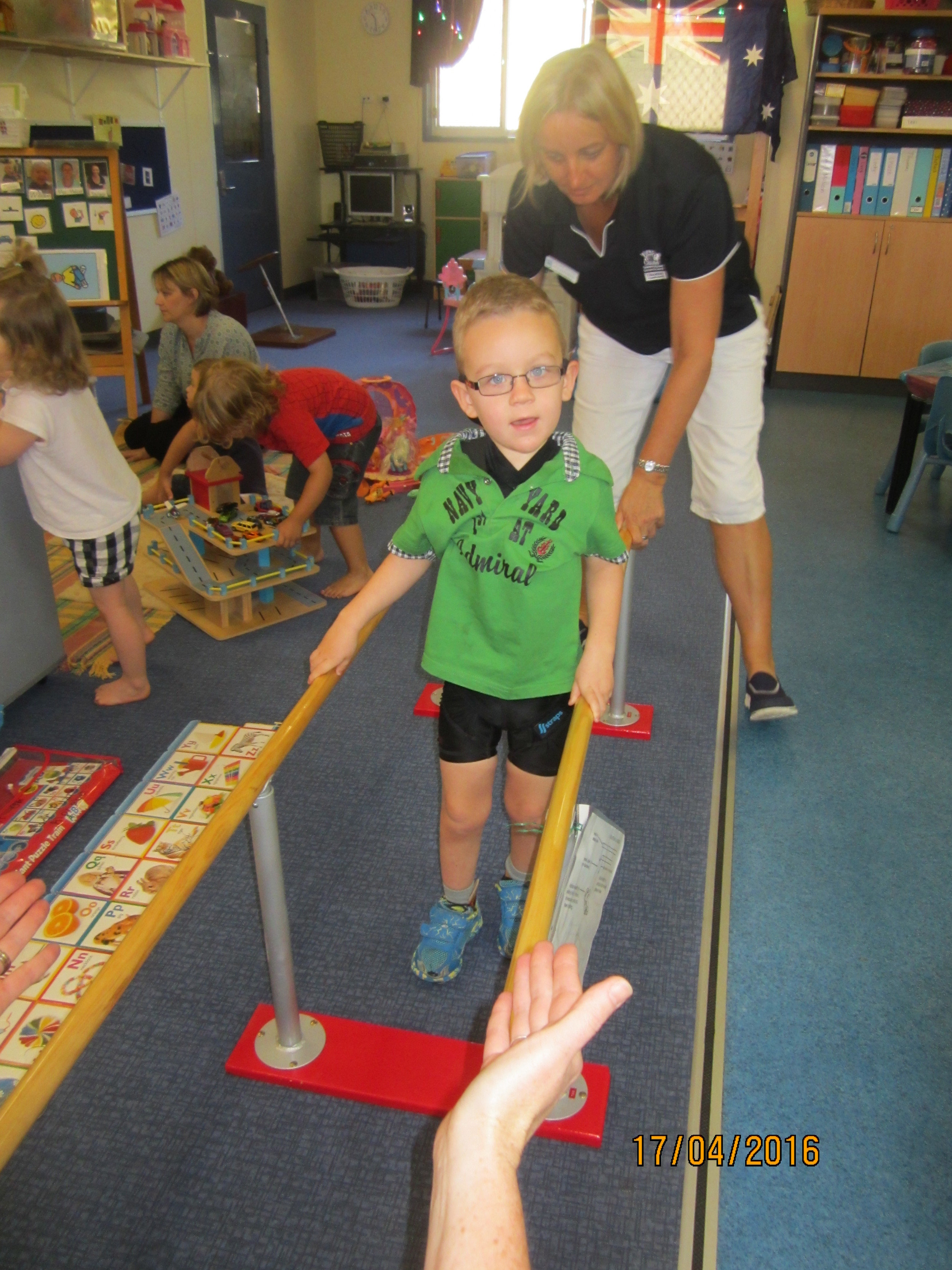William - Mt Ommaney Special School