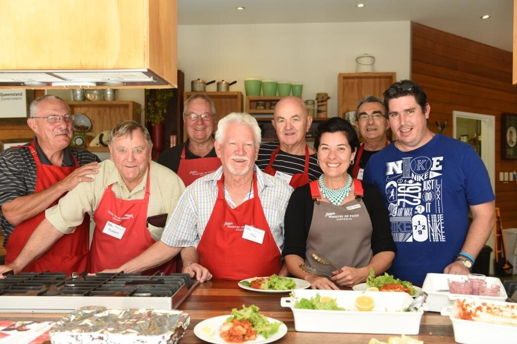 Jamie Oliver Cooking Class – April 2015