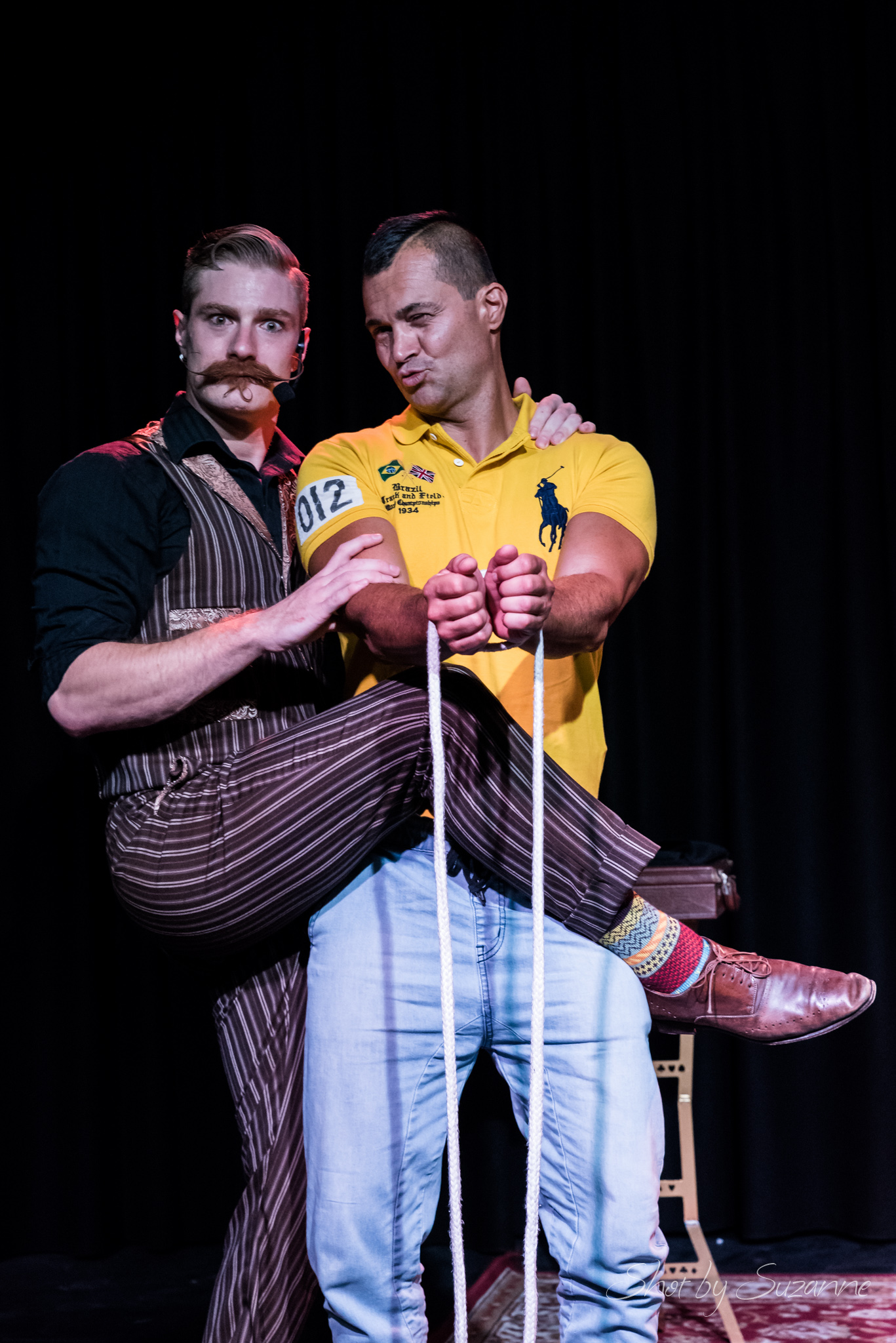 """""""The very talented Mr Marmalade…is a highly skilled (and charming) magician who is also a truly beautiful storyteller…His utter perfection in sleight of hand occurs just inches away from his transfixed audience, each trick as mesmerising as the last…"""" - Owen James, Theatre Press"""