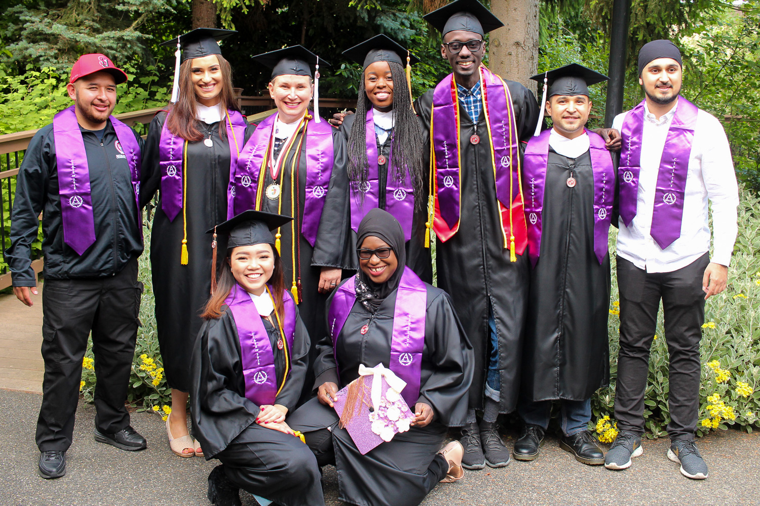 The Alfie Scholars Program cultivates leaders for civility, provides financial aid, and supports academic excellence. -