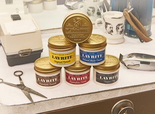 Layrite strives to represent a culture and brand that put a modern style on a classic look. The masculine, vintage products we produce allow our customers to maintain this style while also adding their own originality to their overall image. After all, Layrite is original, so why shouldn't you be?