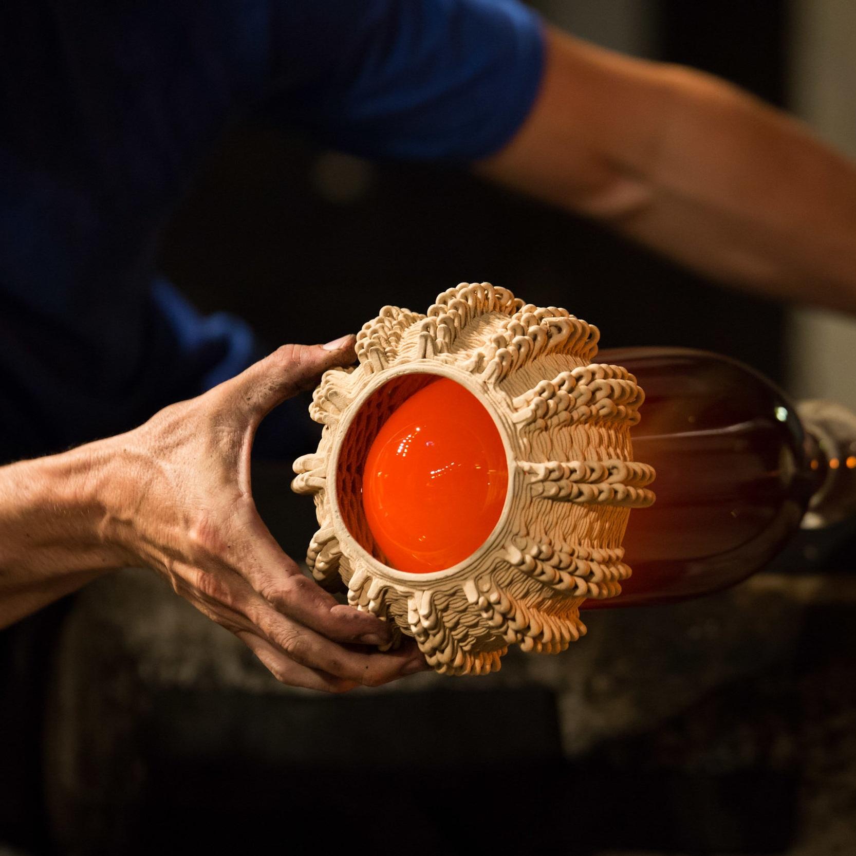 Glass + Ceramic -