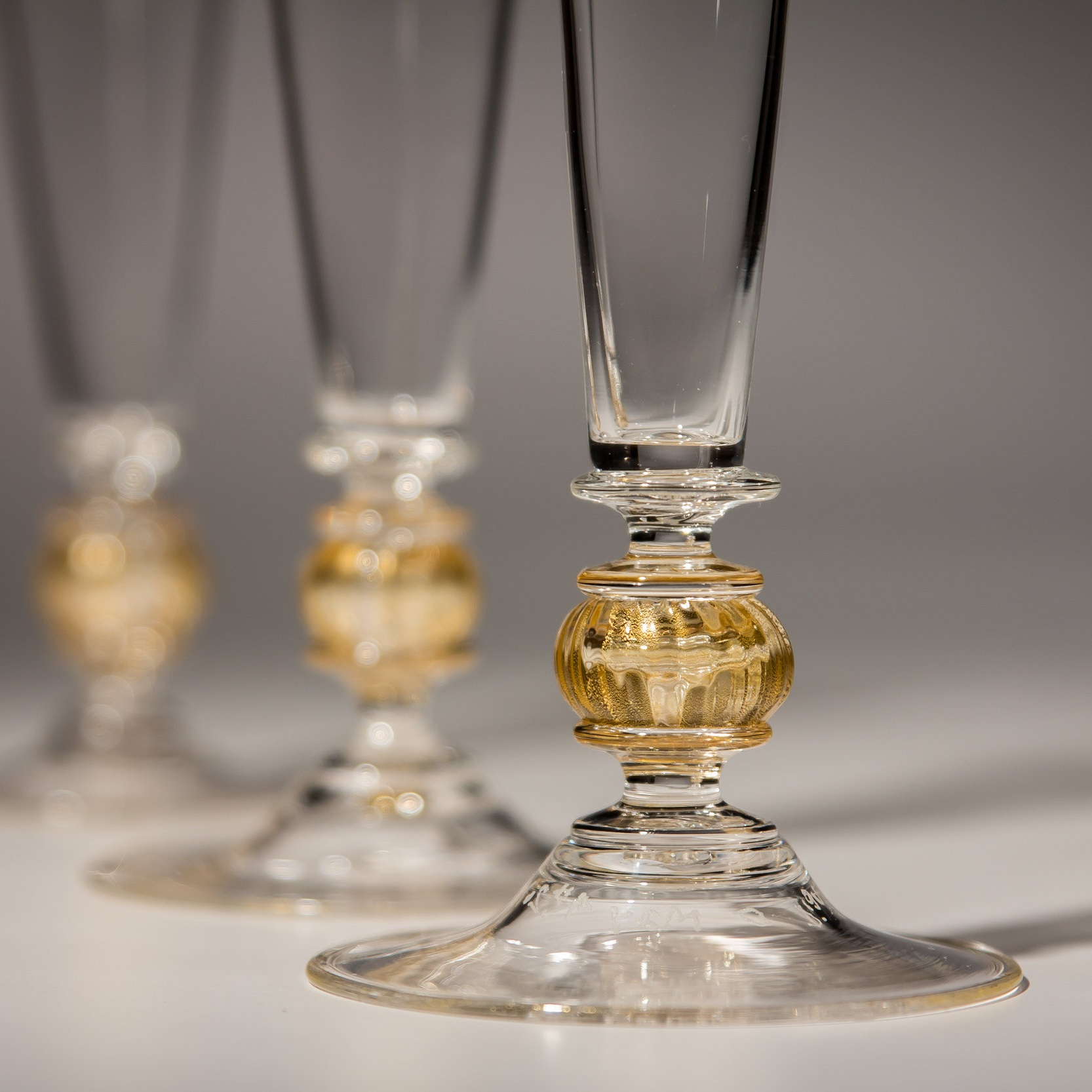 Glass + Tradition -