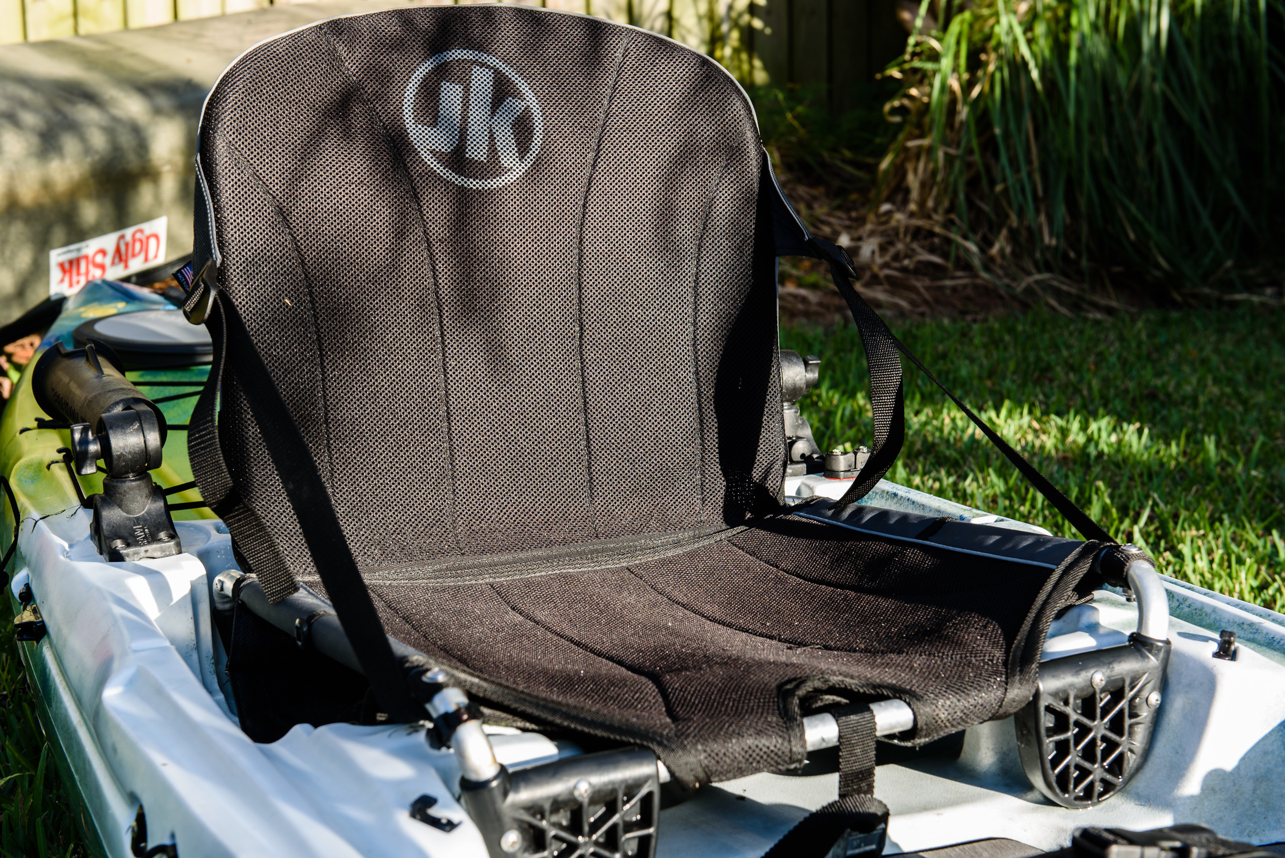 Cuda Elite Seat