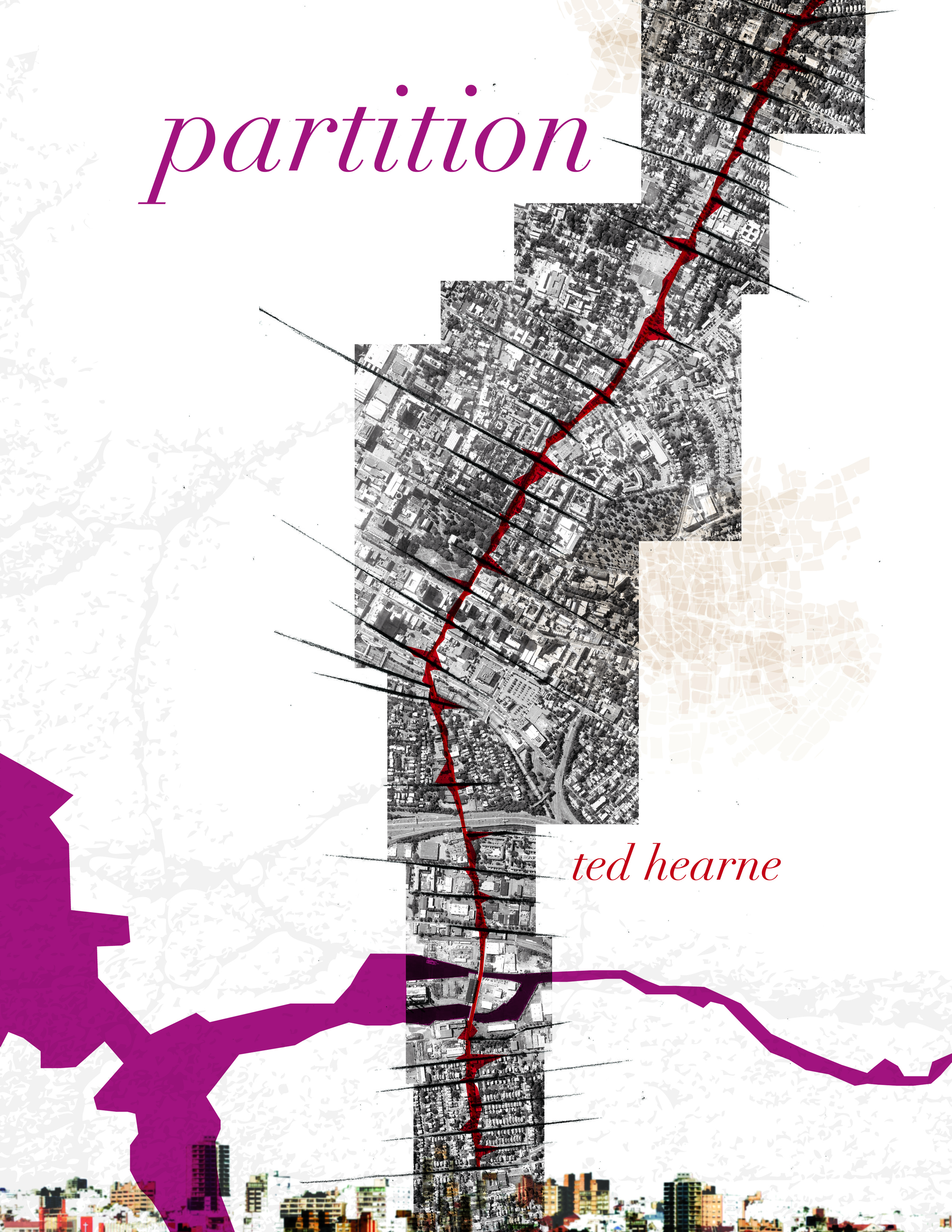 """Partition"" cover design by Emily Weidenhof"