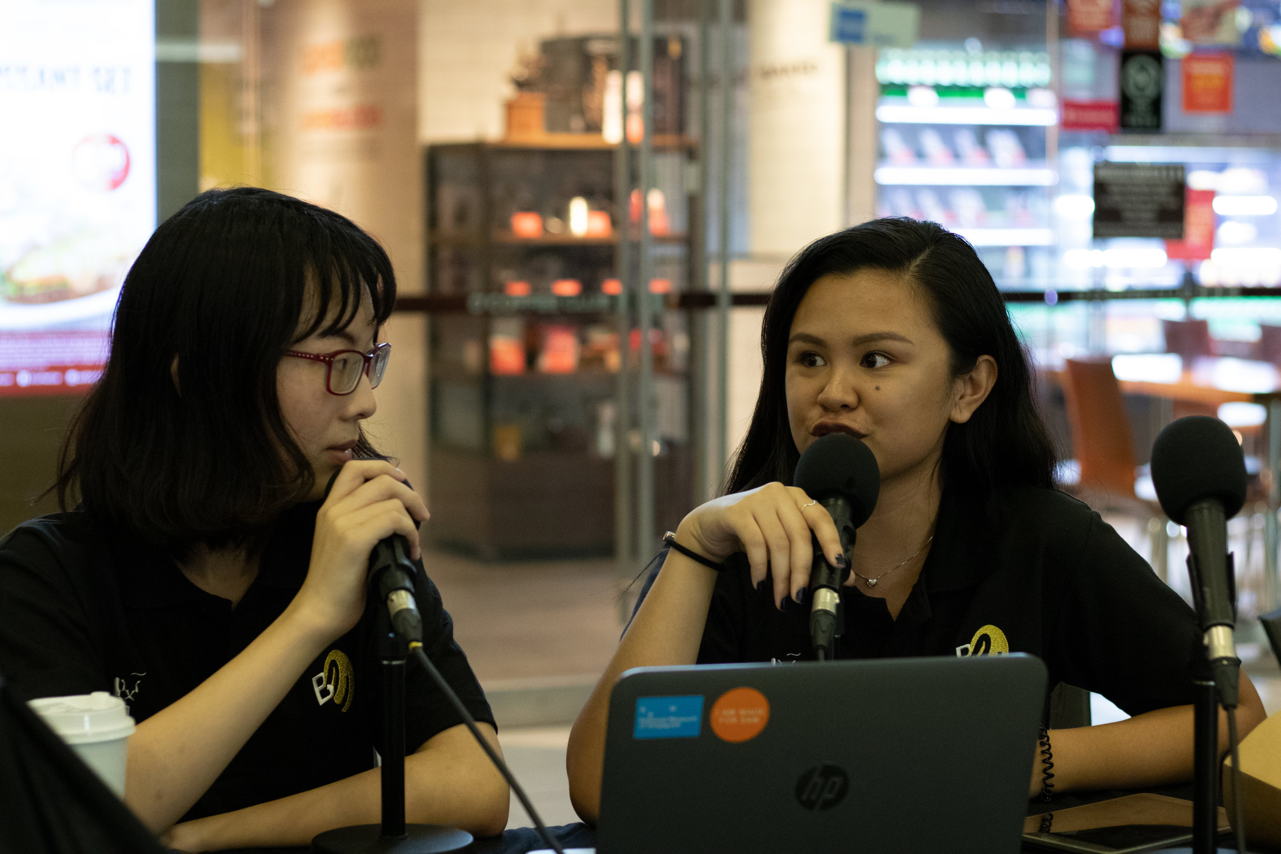 FE Day & Vivace - Unsure about which freshmen camps or co-curricular clubs to join? Our radio jockeys are here to help answer some of your queries through their live interviews with representatives of various camps and clubs.
