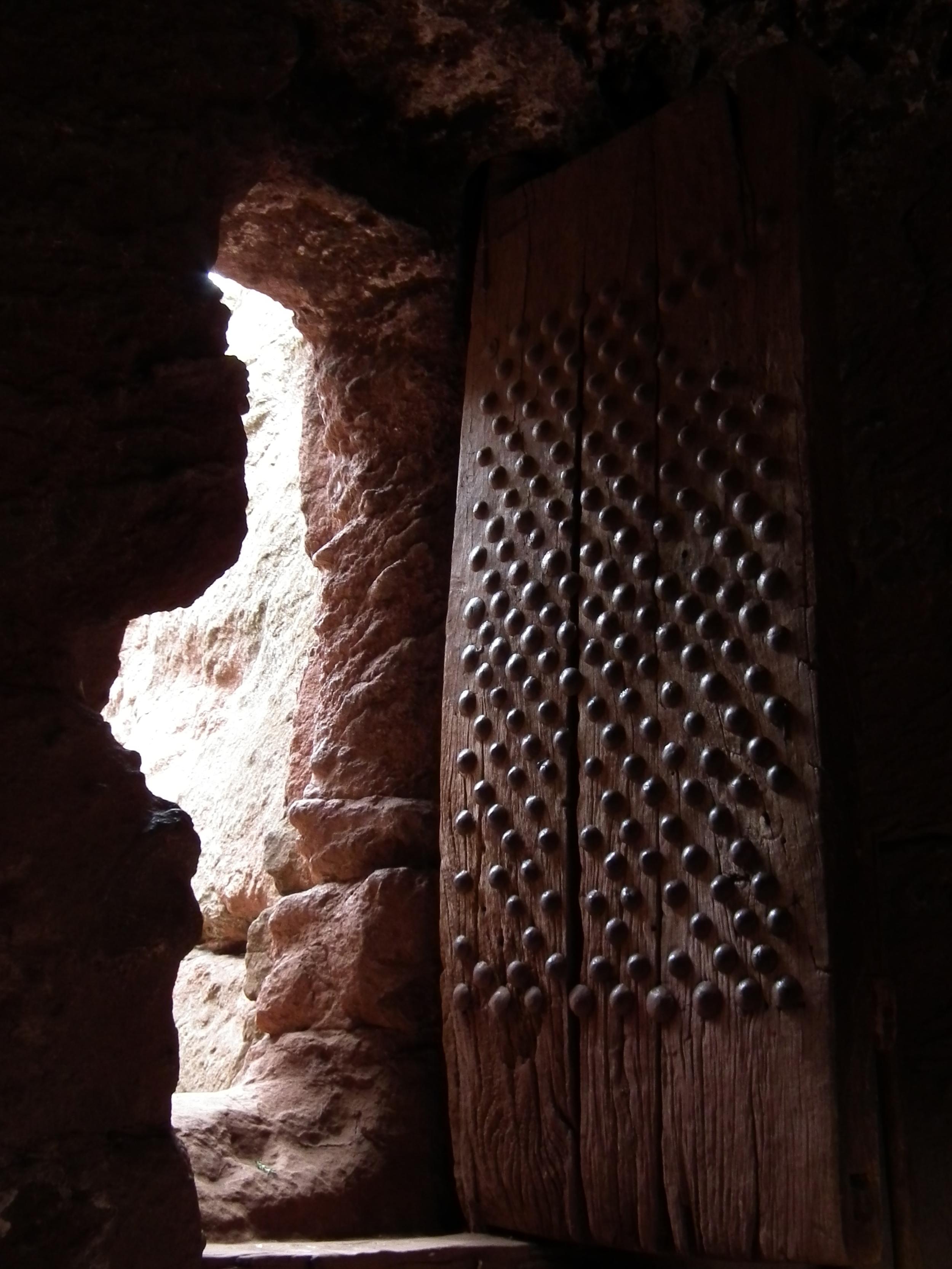 Door, lALIBELA