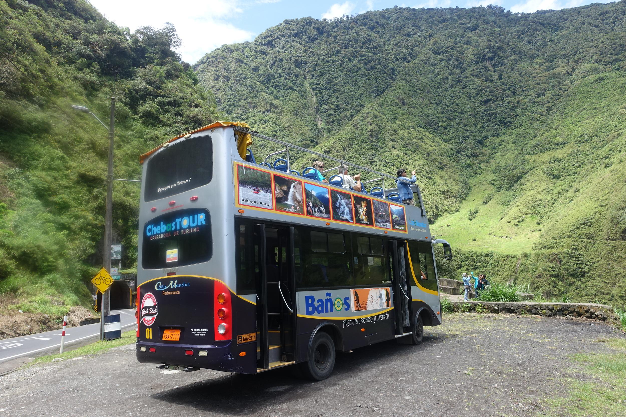 chiva bus