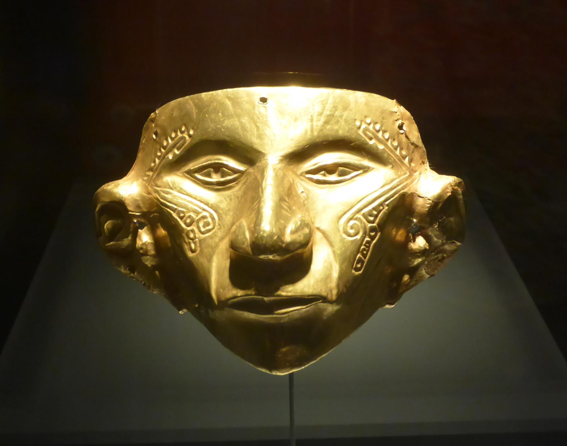 Museo de Oro (Museum of Gold), Bogota