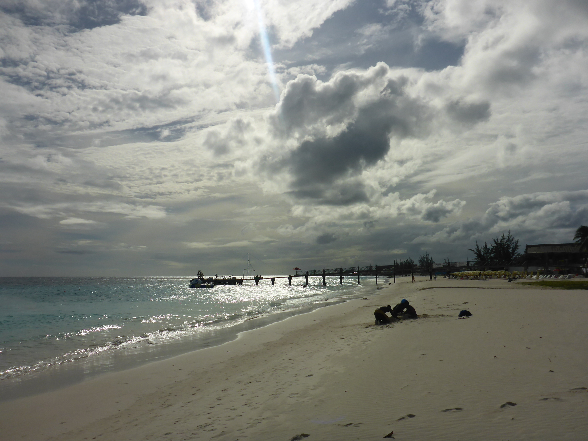 THE BEACH AT BRIDGETOWN