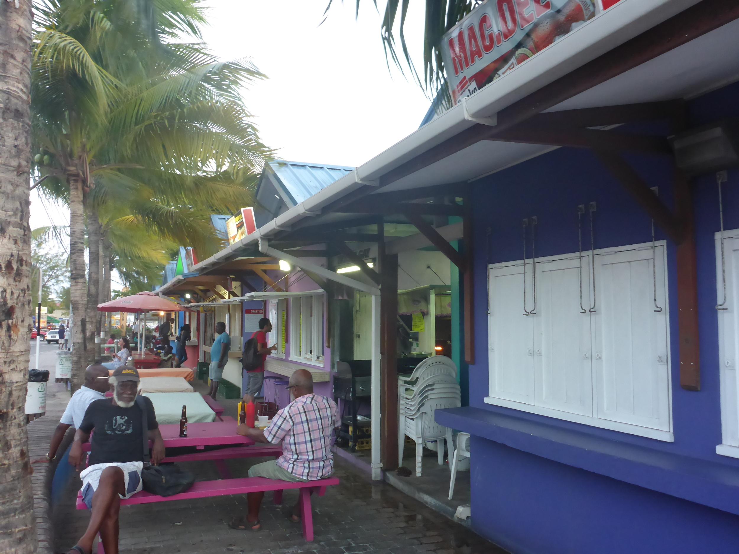 fish restaurants in oistins
