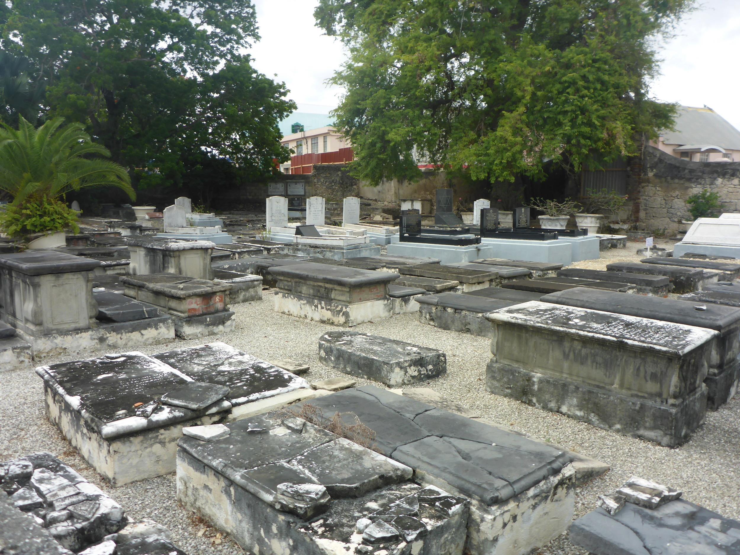 jewish cemetery, Barbados synagogue and museum