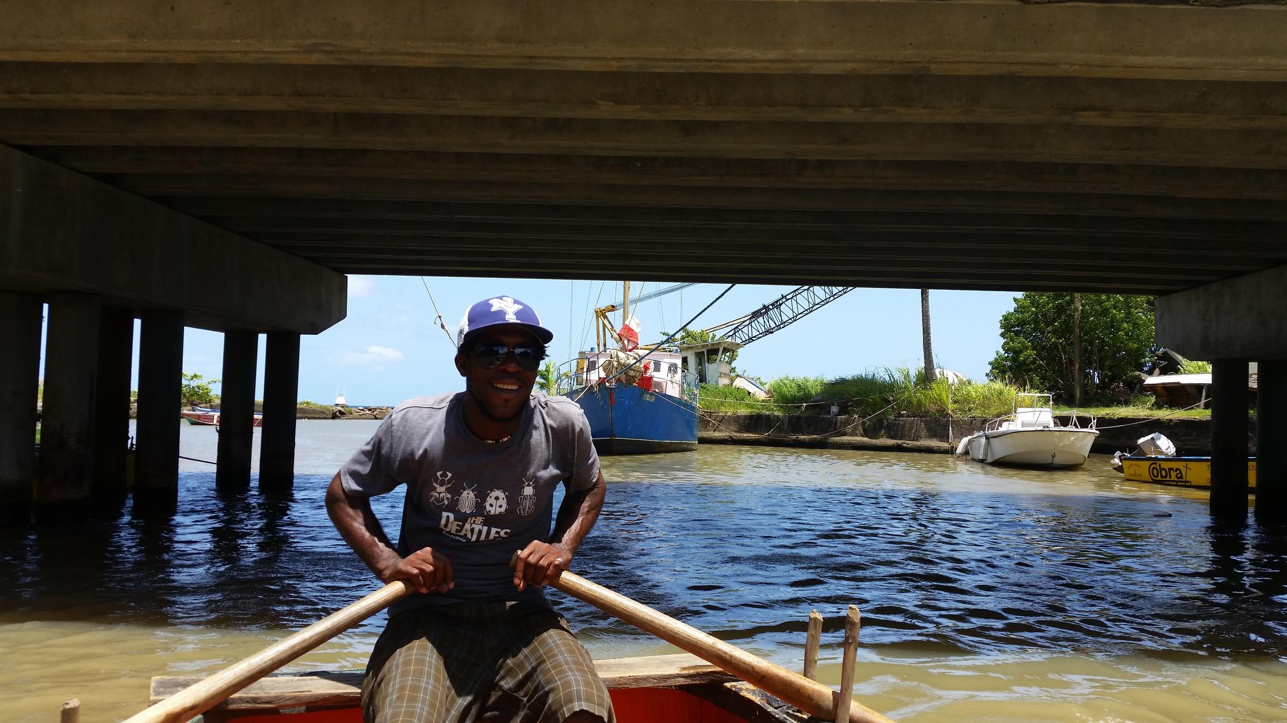 david the boatman