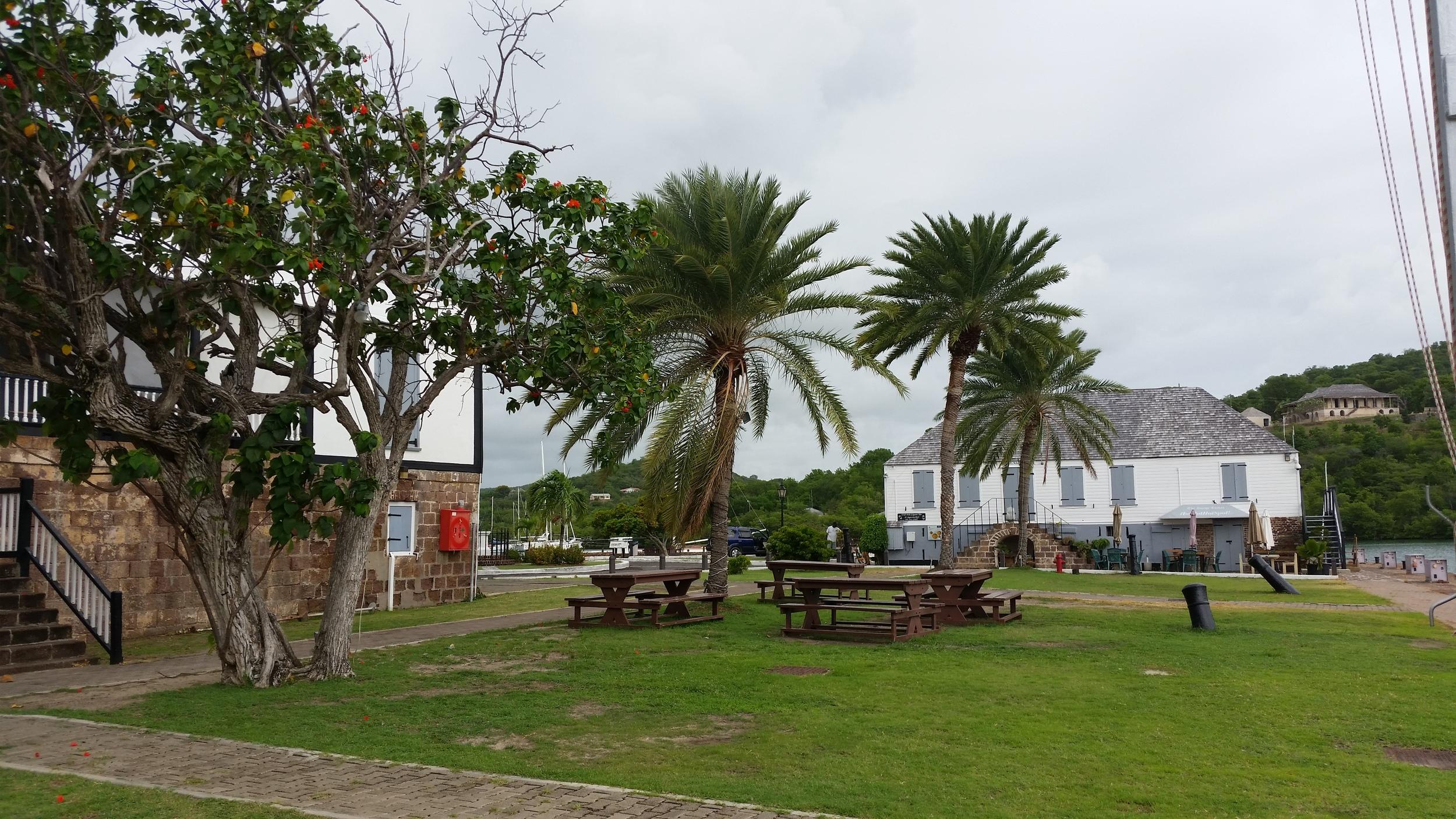 nelson's dockyard site