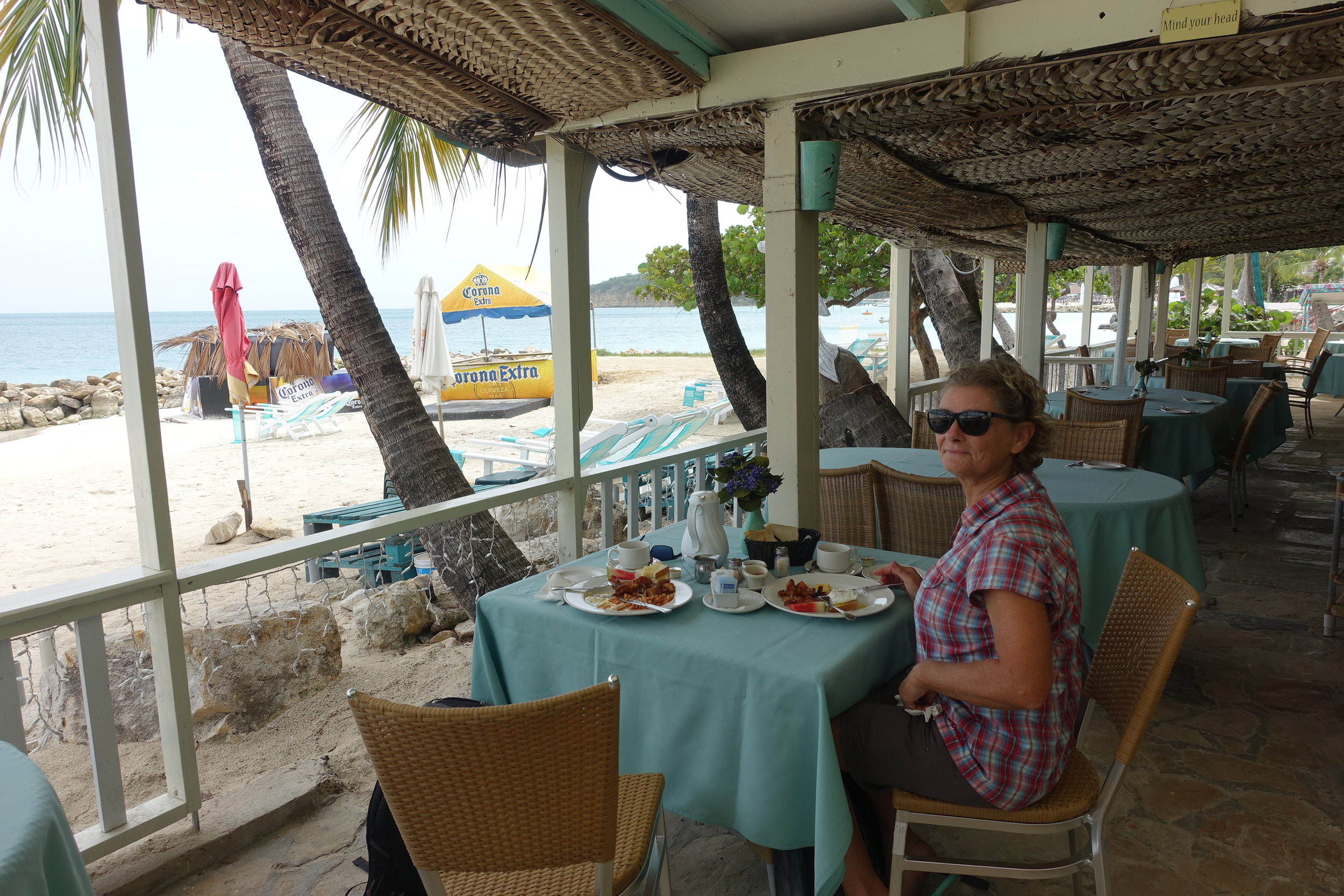 breakfast at coconut grove
