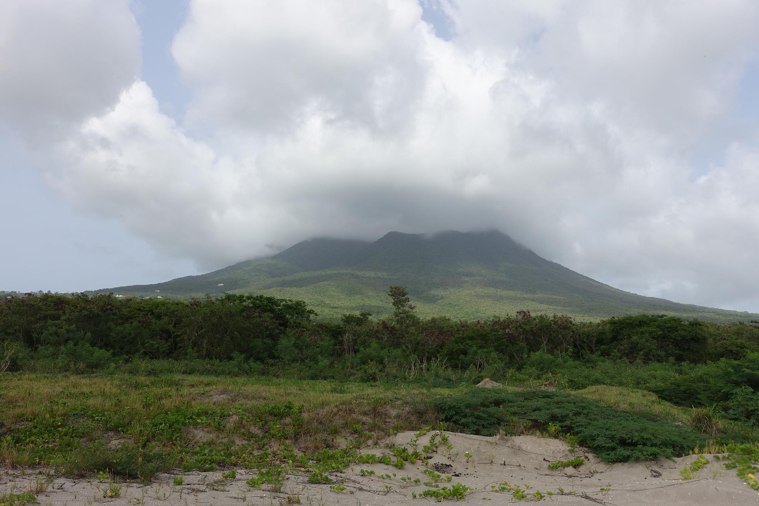 nevis peak which we didn't climb