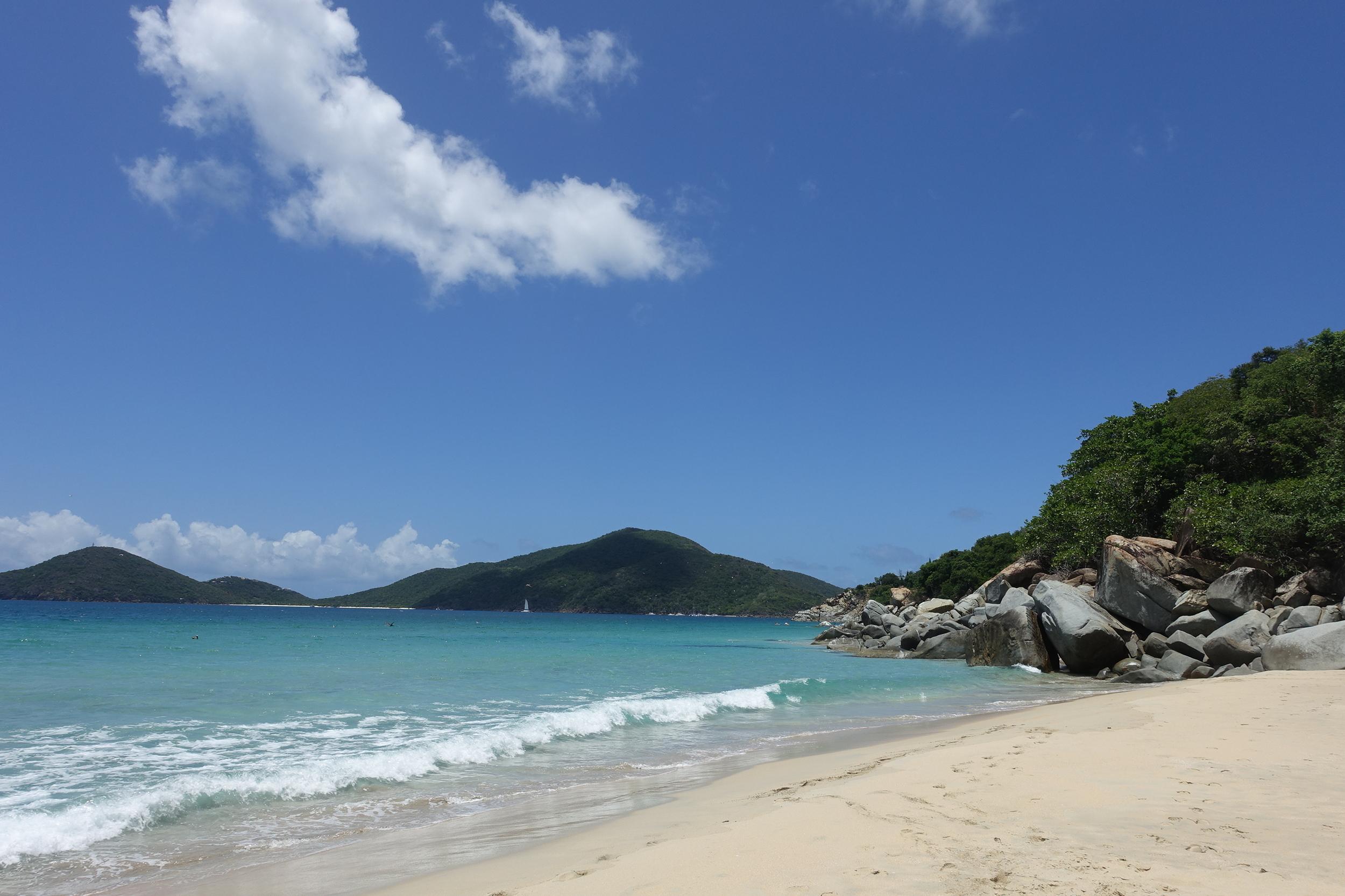 lambert beach