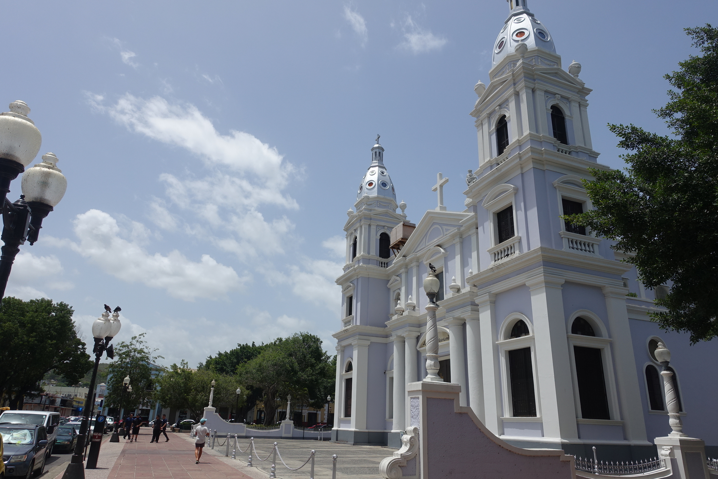 ponce cathedral