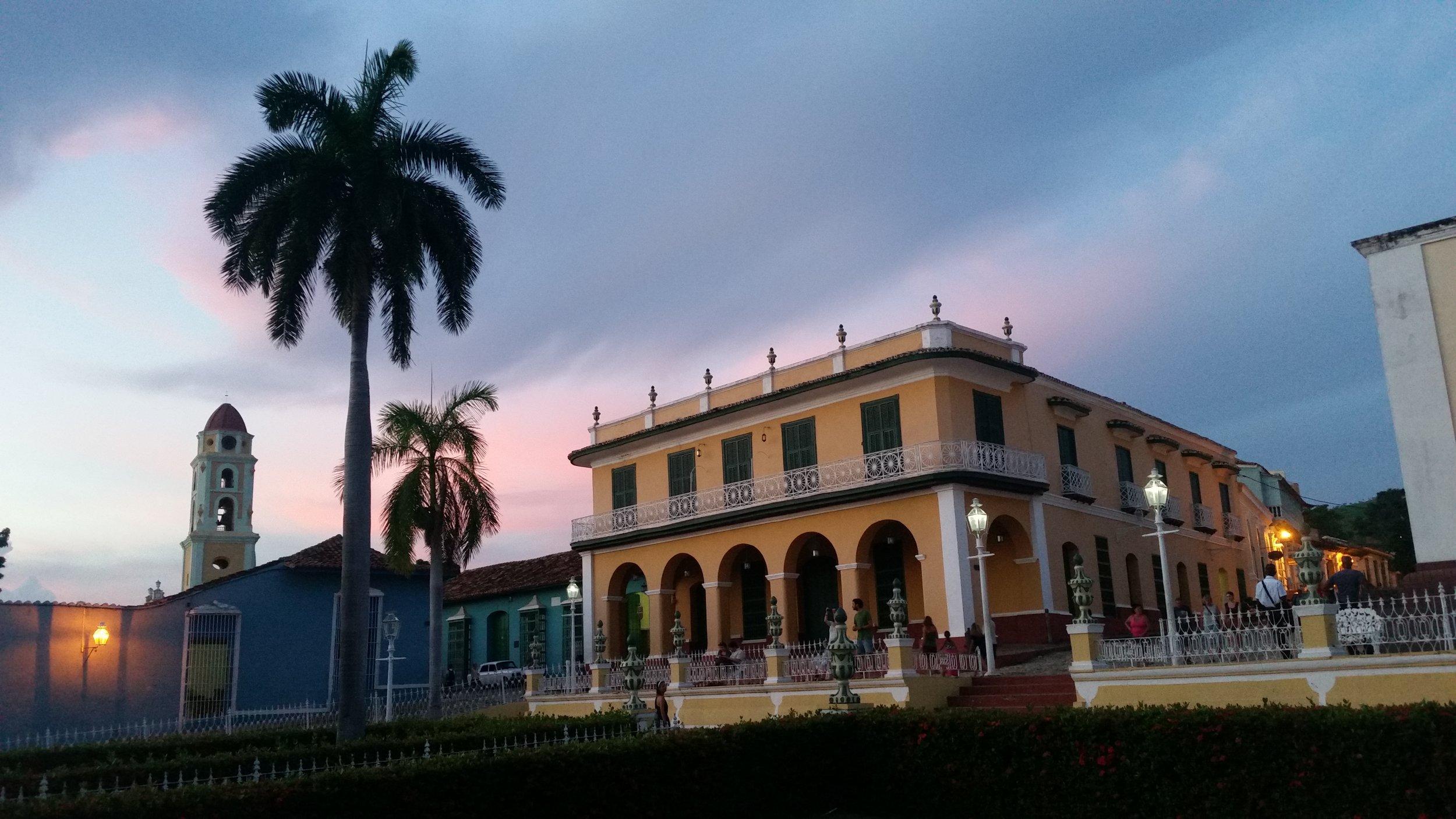 museo romantico on plaza mayor, the central plaza