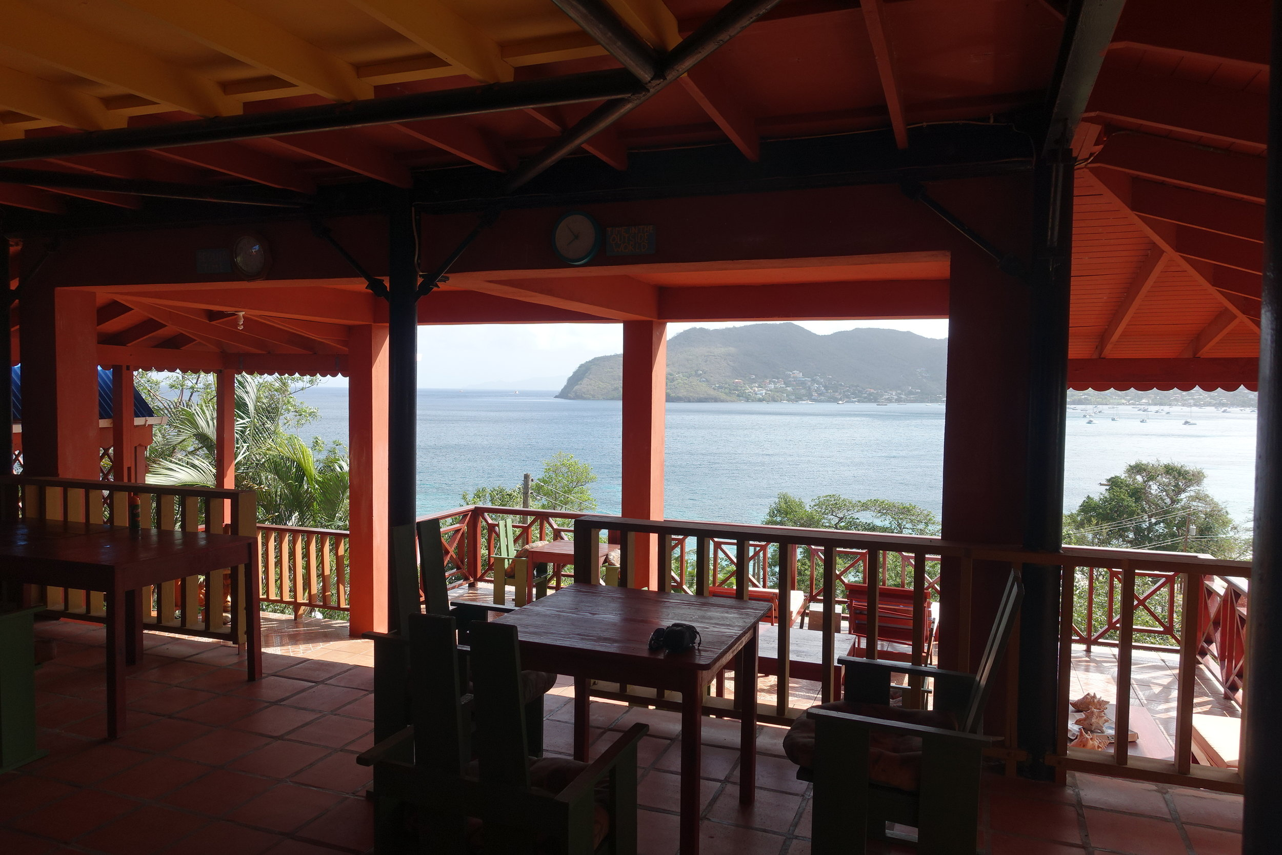 sweet retreat bequia, which was within our budget