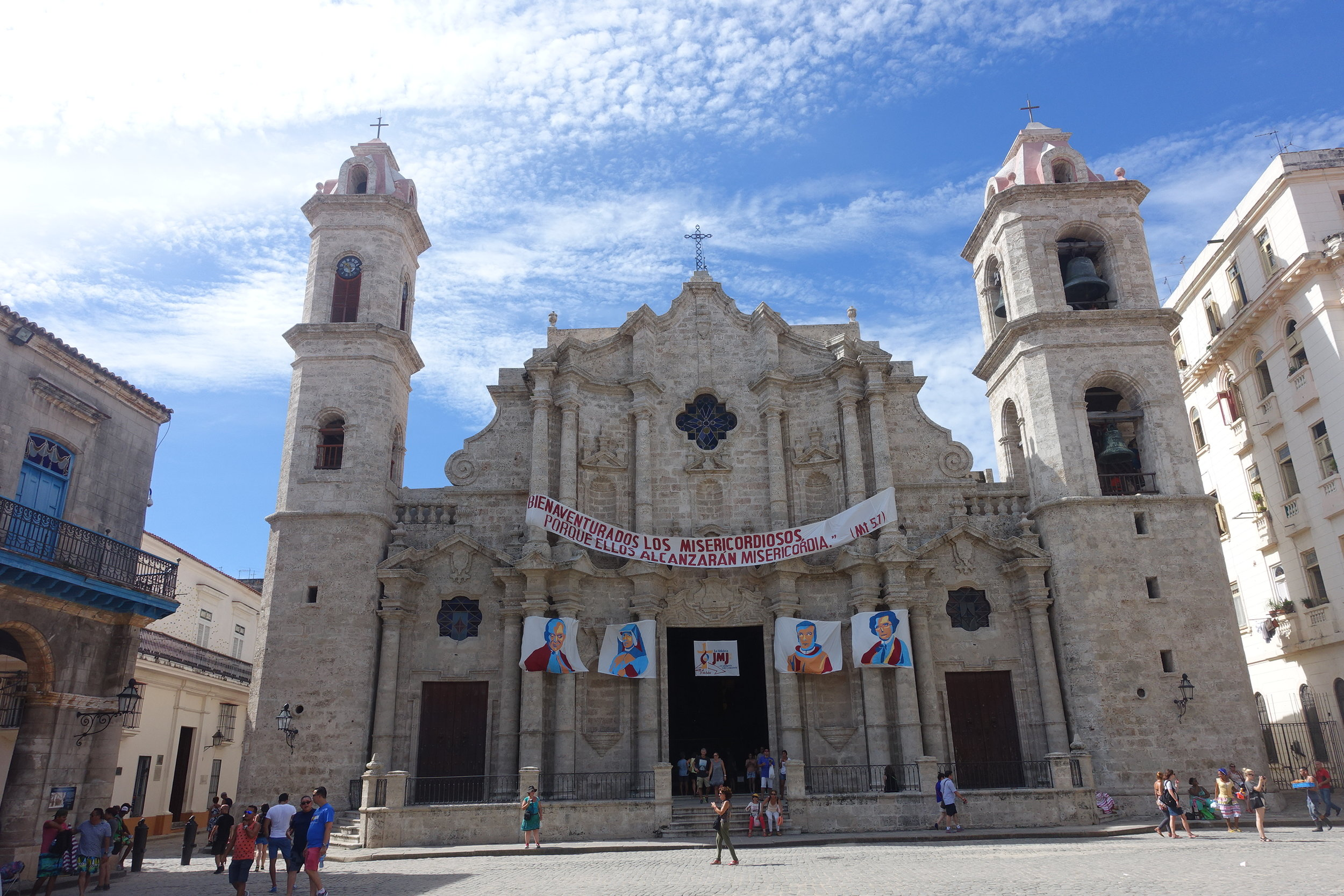la catedral de san cristobal