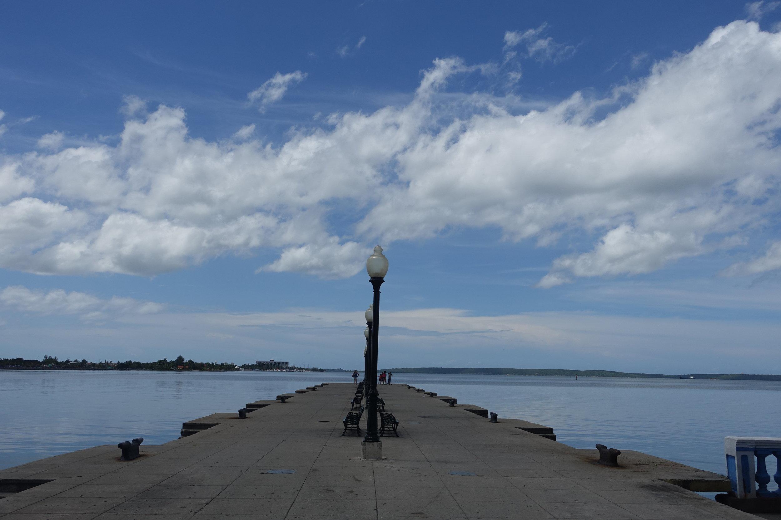 promenade at the bay