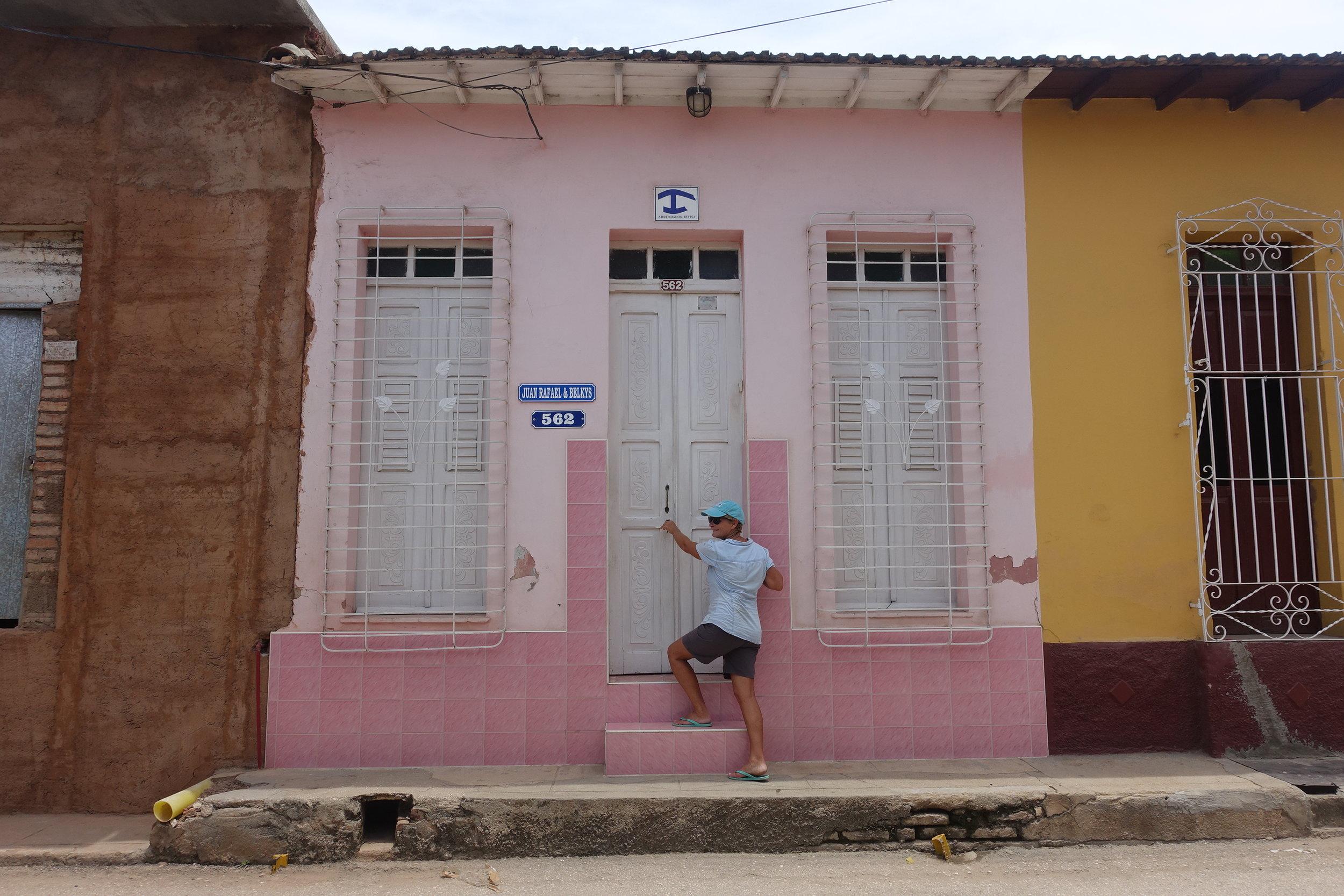 our casa in trinidad