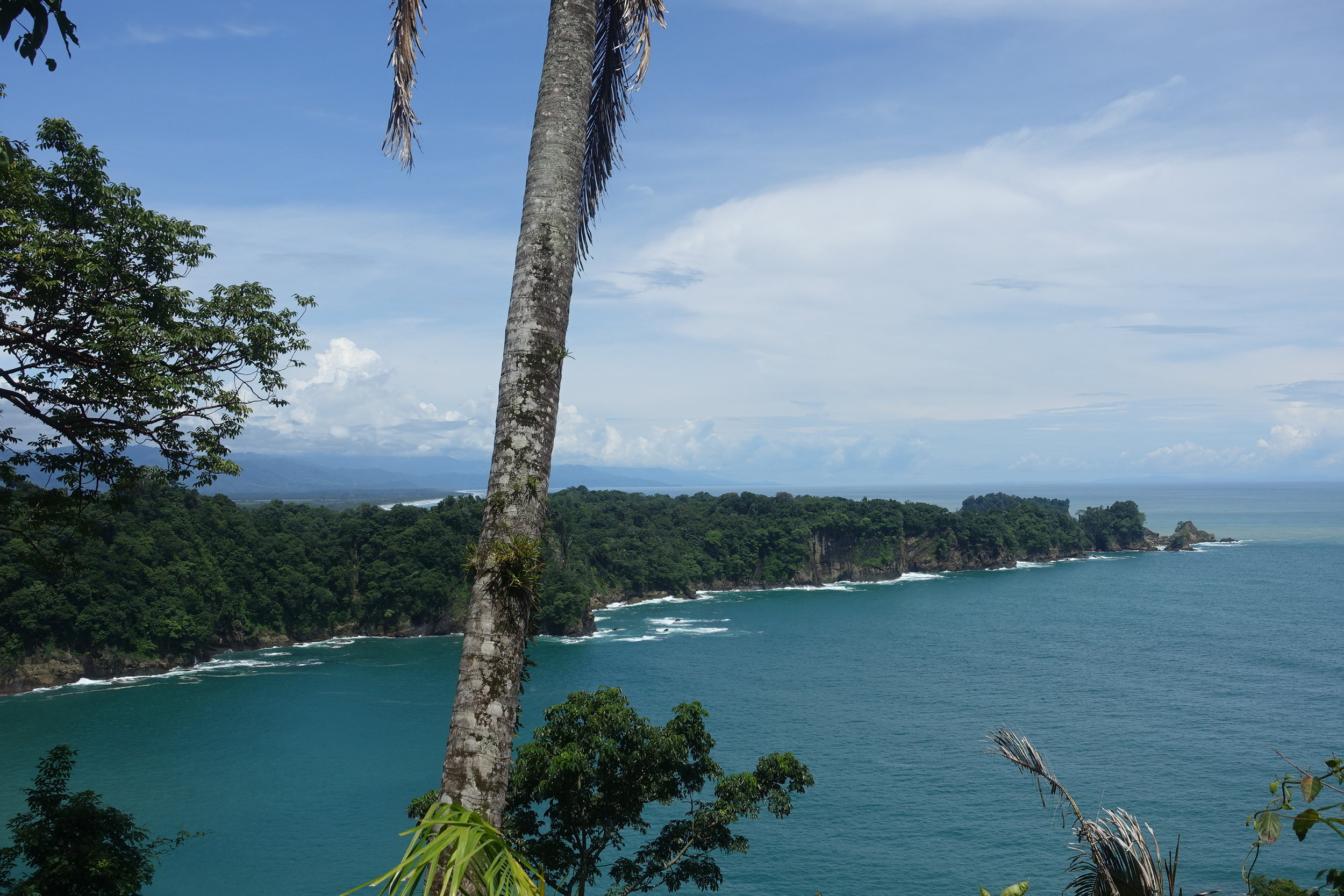manuel Antonio has some spectacular coastal views
