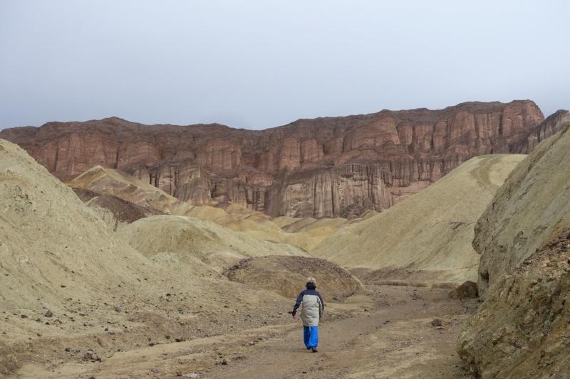 golden canyon walk