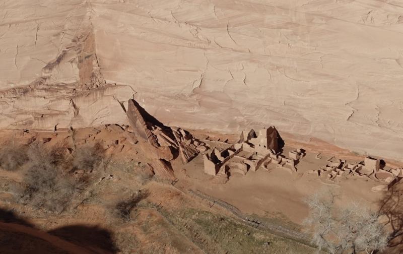 ancient puebloan site