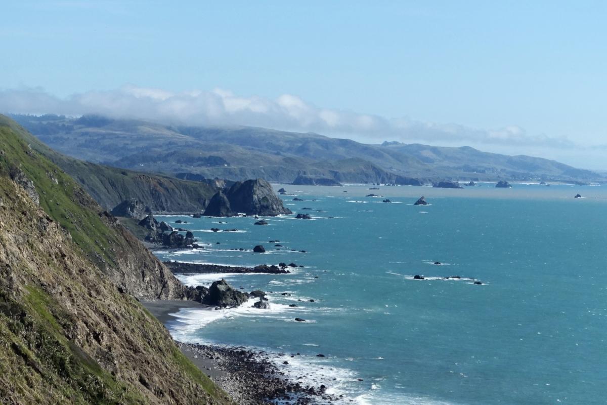 Northern Californian Coast