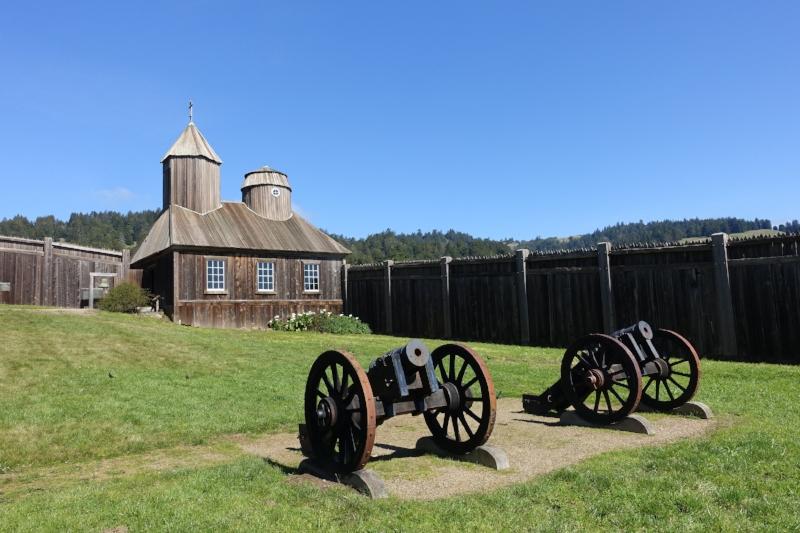 fort ross historic park