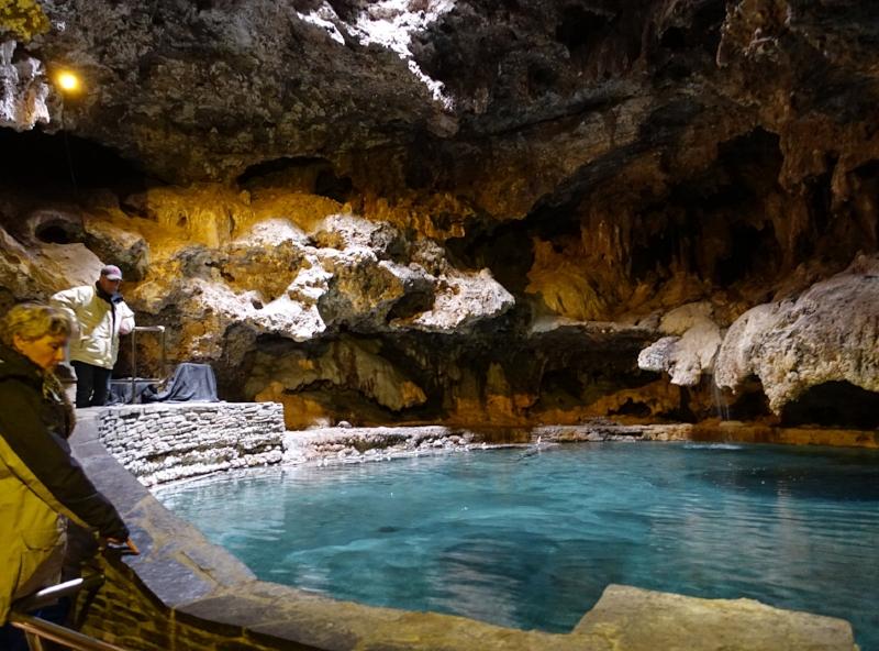 the original hot spring