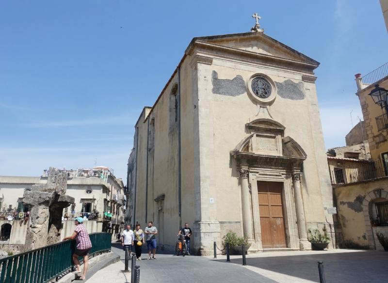 Chiesa San Paolo, Ortigia