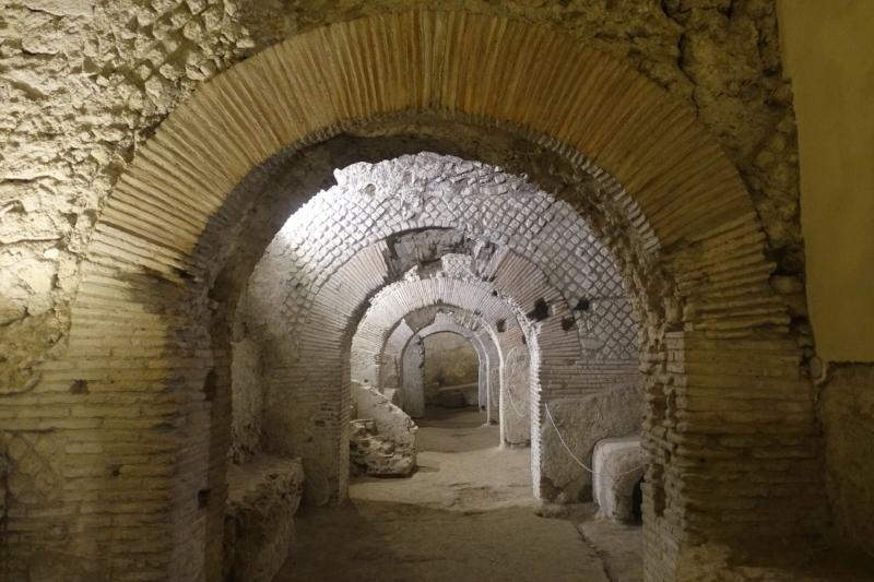 Ancient Underground Naples