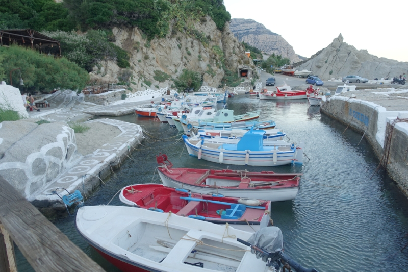 magganitis harbour