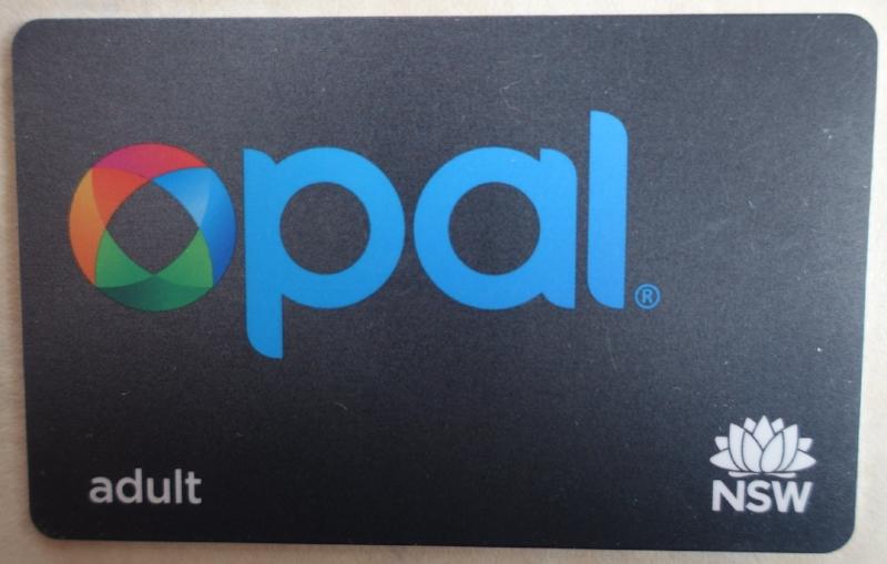 reloadable opal card