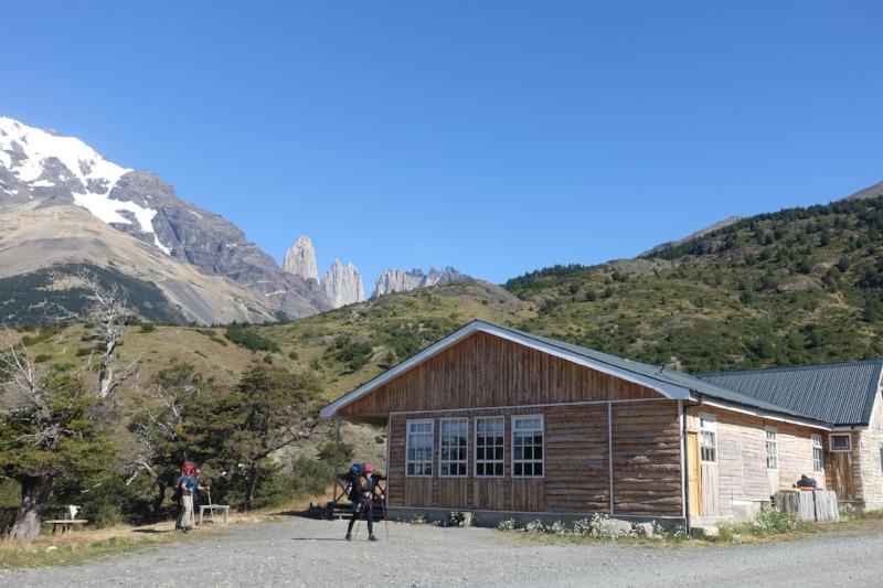 Refugio Las Torres Norte
