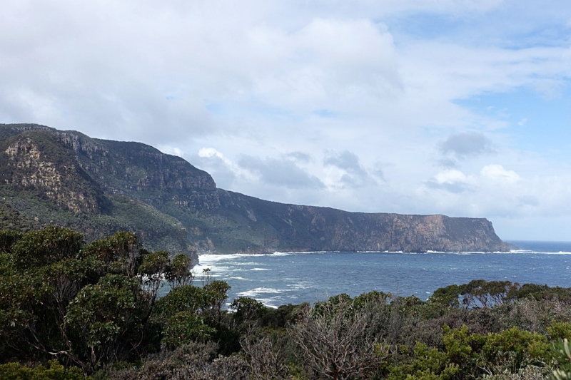 cape raoul from shippies