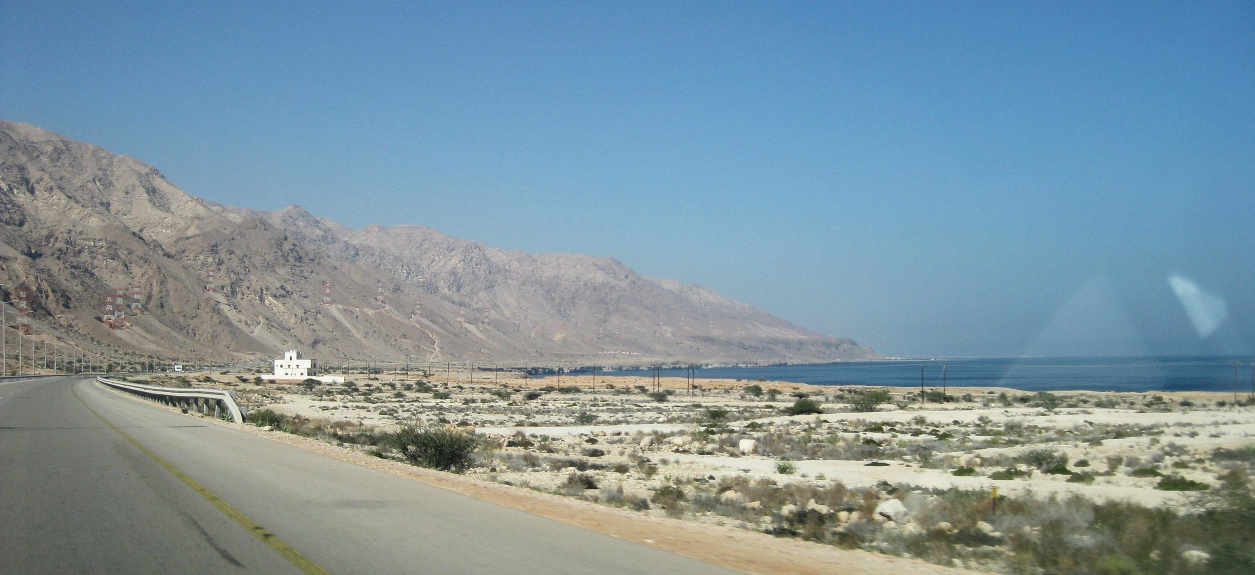 the highway to muscat