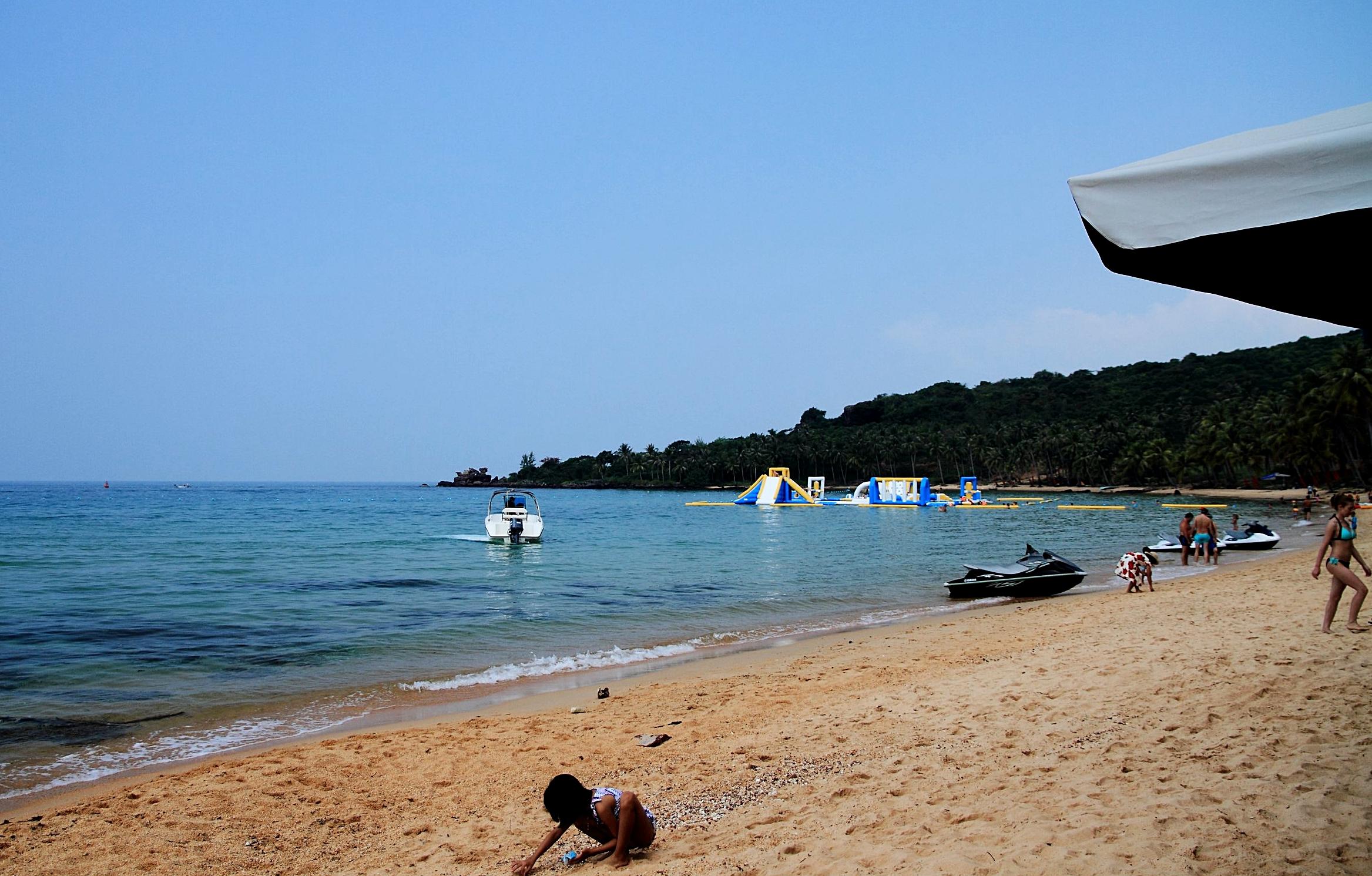 hon thom beach