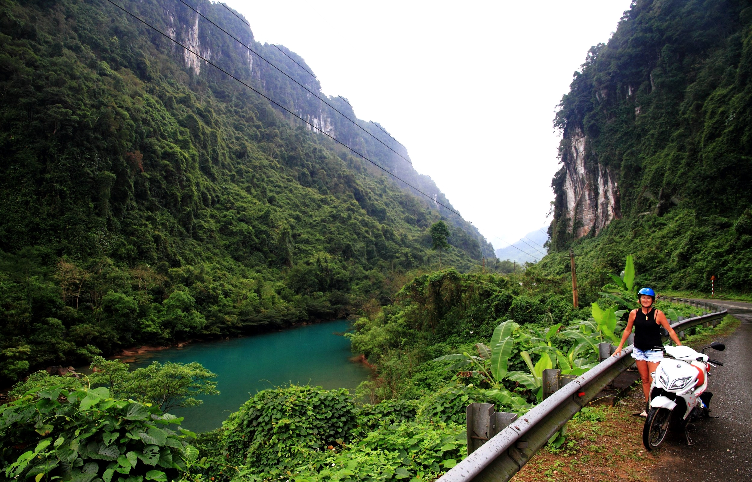 the road to paradise cave