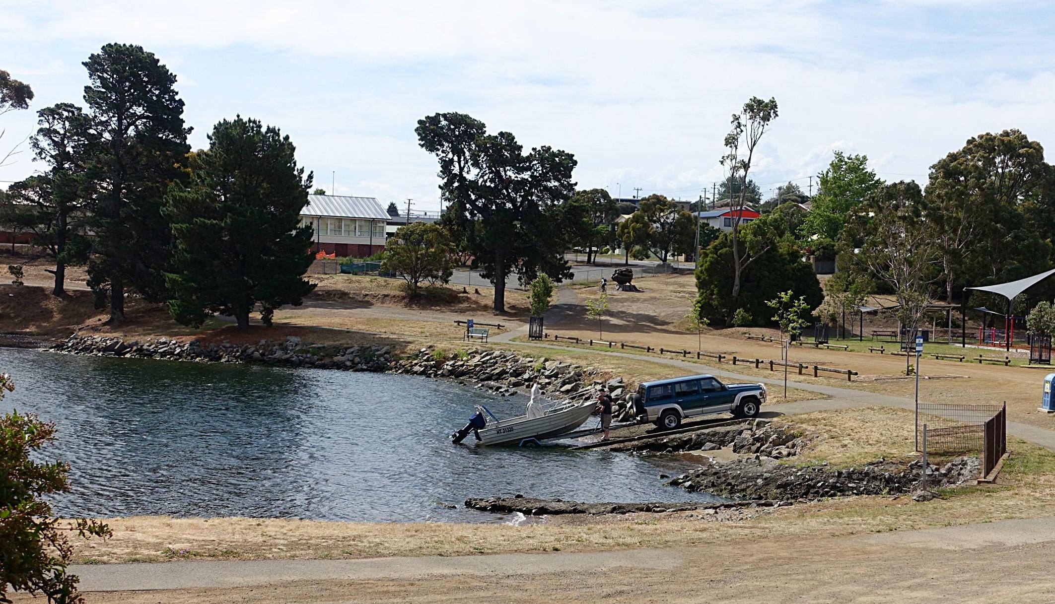 Montagu Bay Boat Ramp