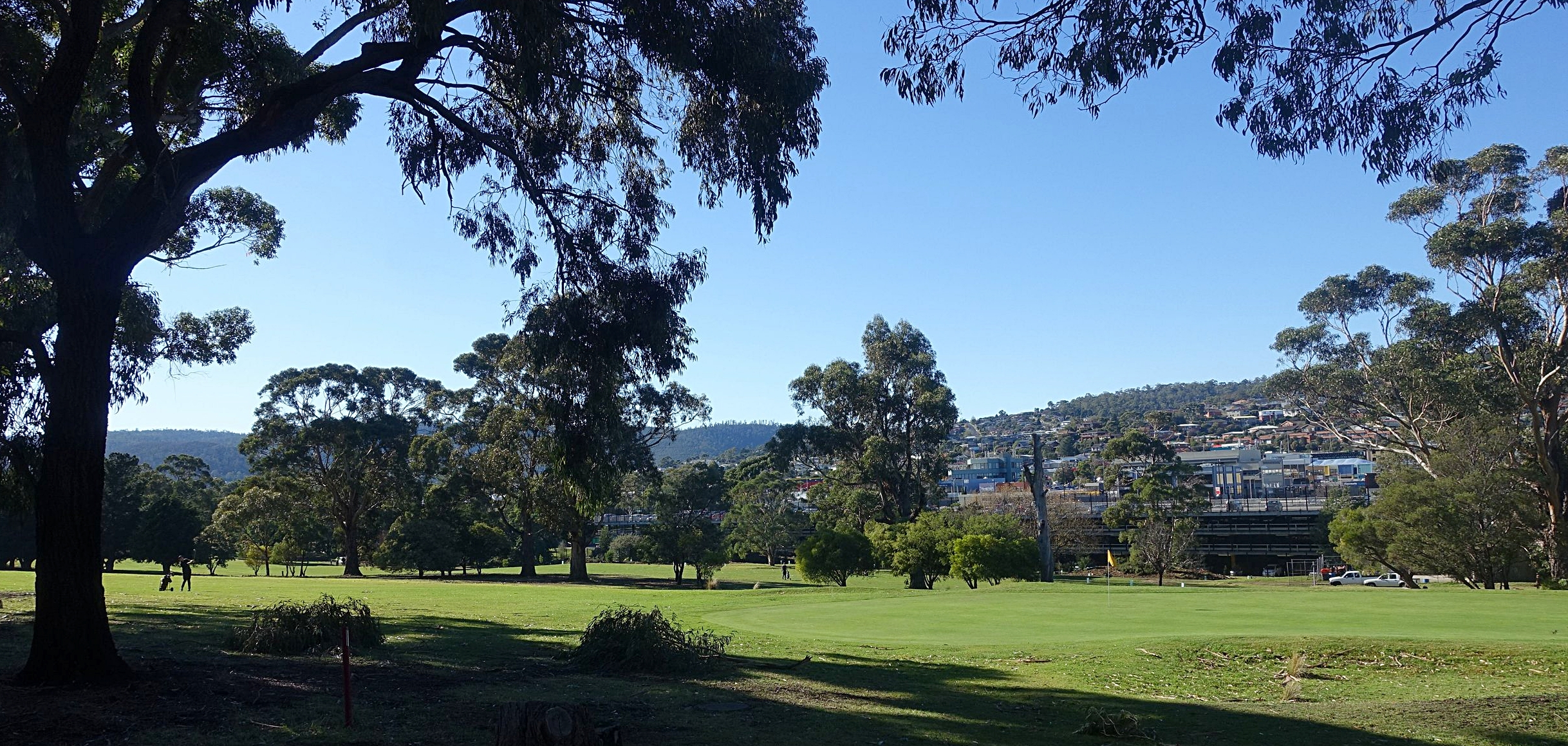 rosny park golf course