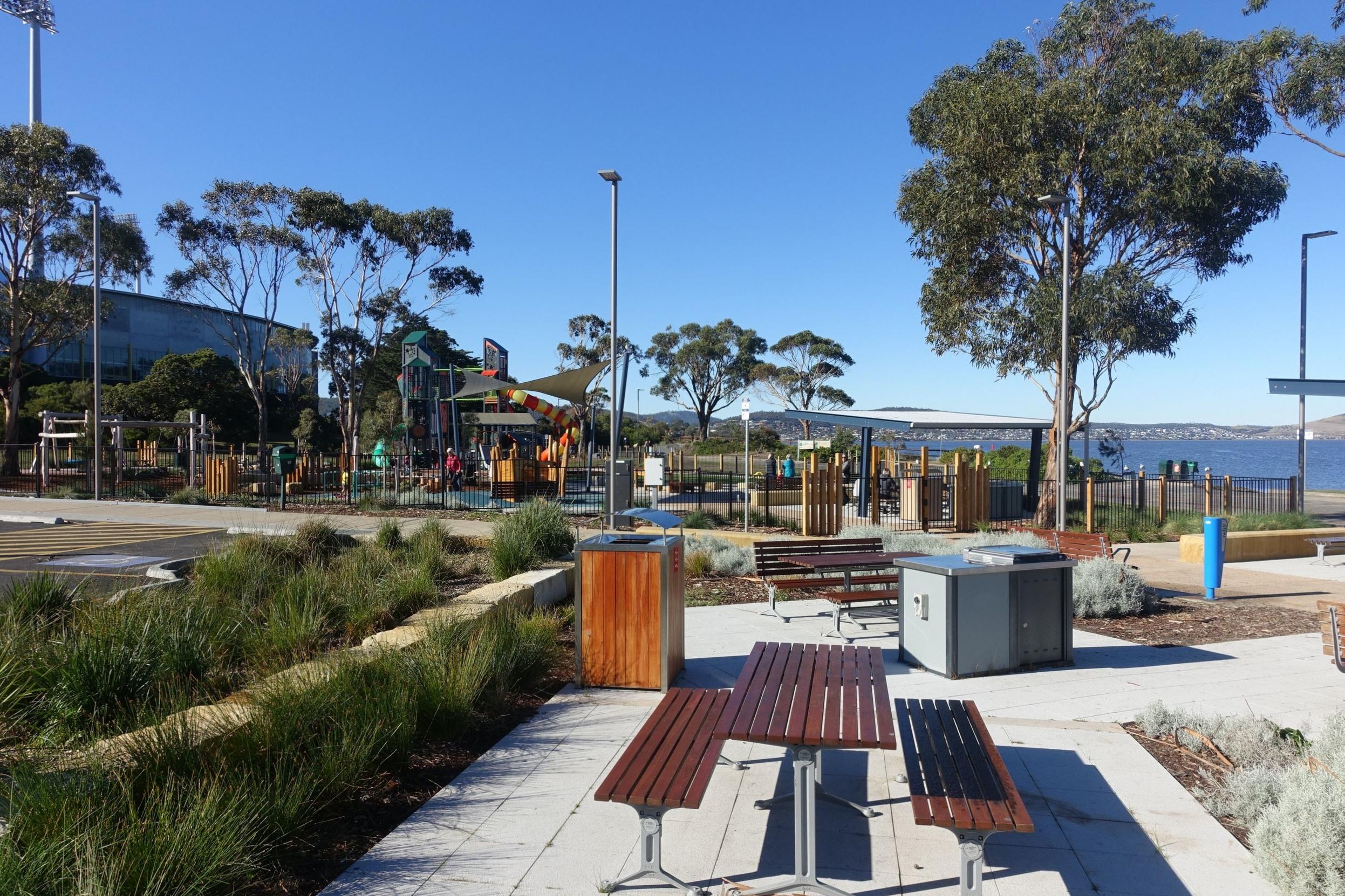bellerive beach park