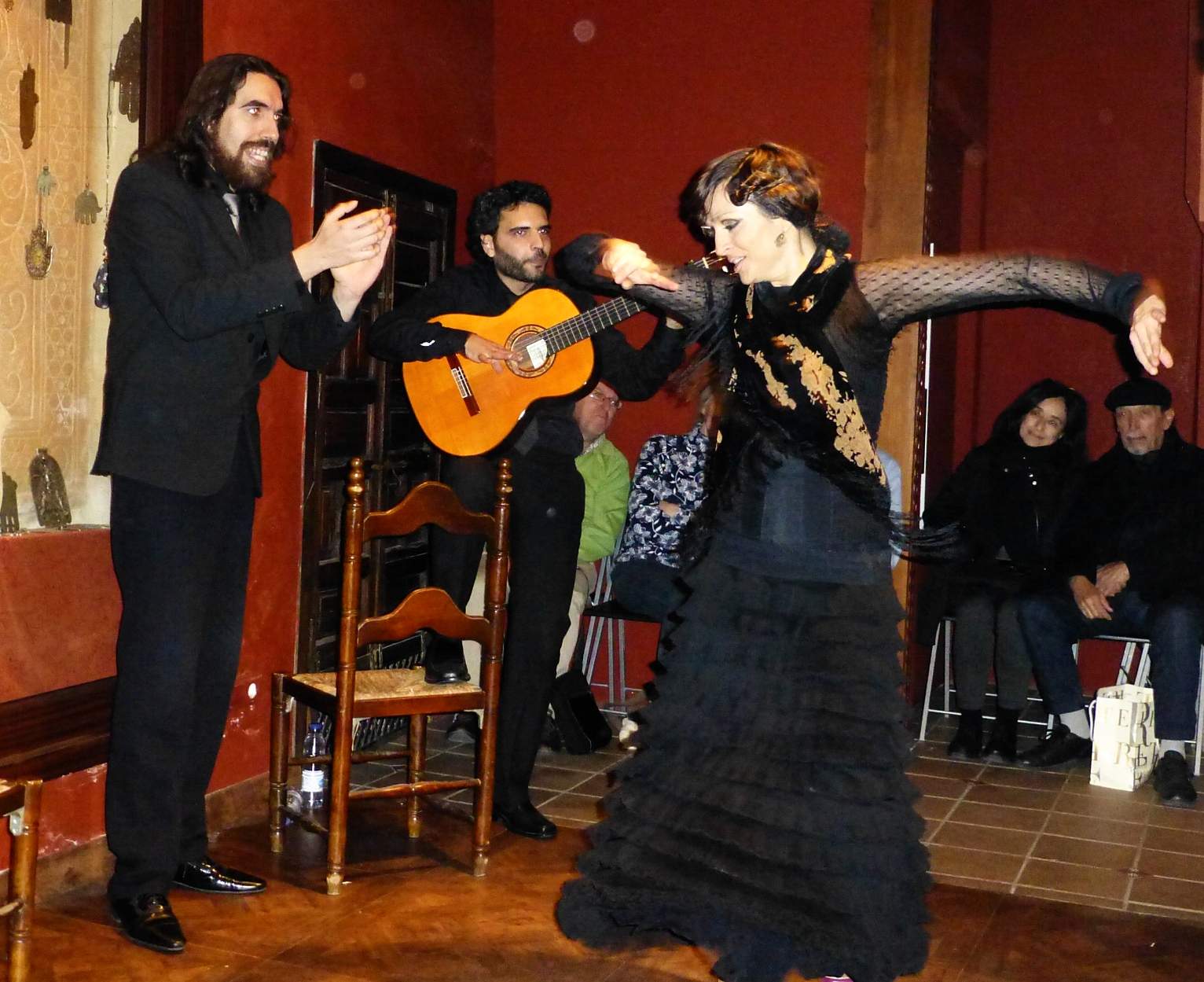 flamenco in cordoba