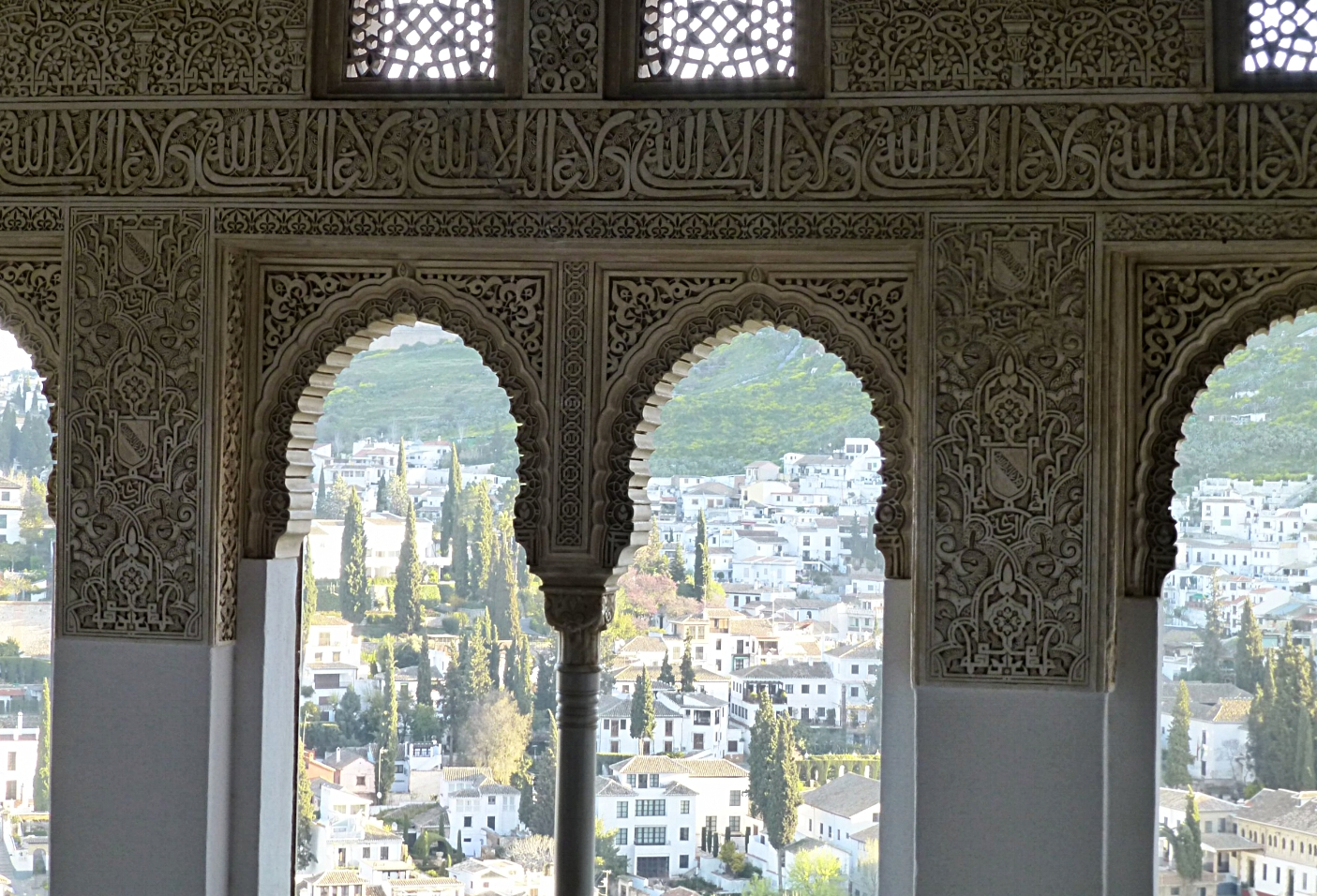 from the alhambra
