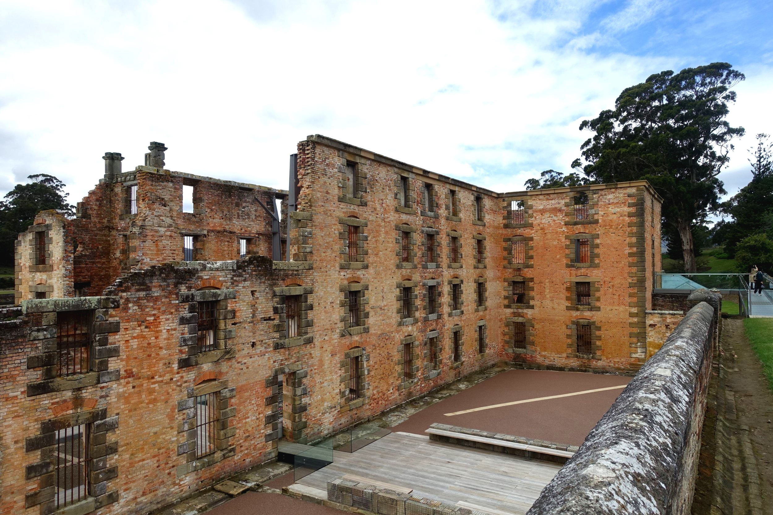 the penitentiary - port arthur